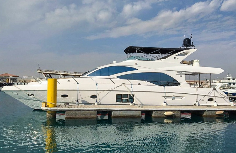 Pre-owned Majesty 63