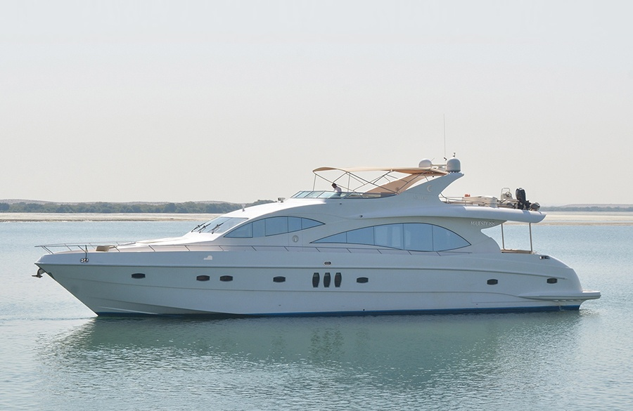 Pre-owned Majesty 88 - white