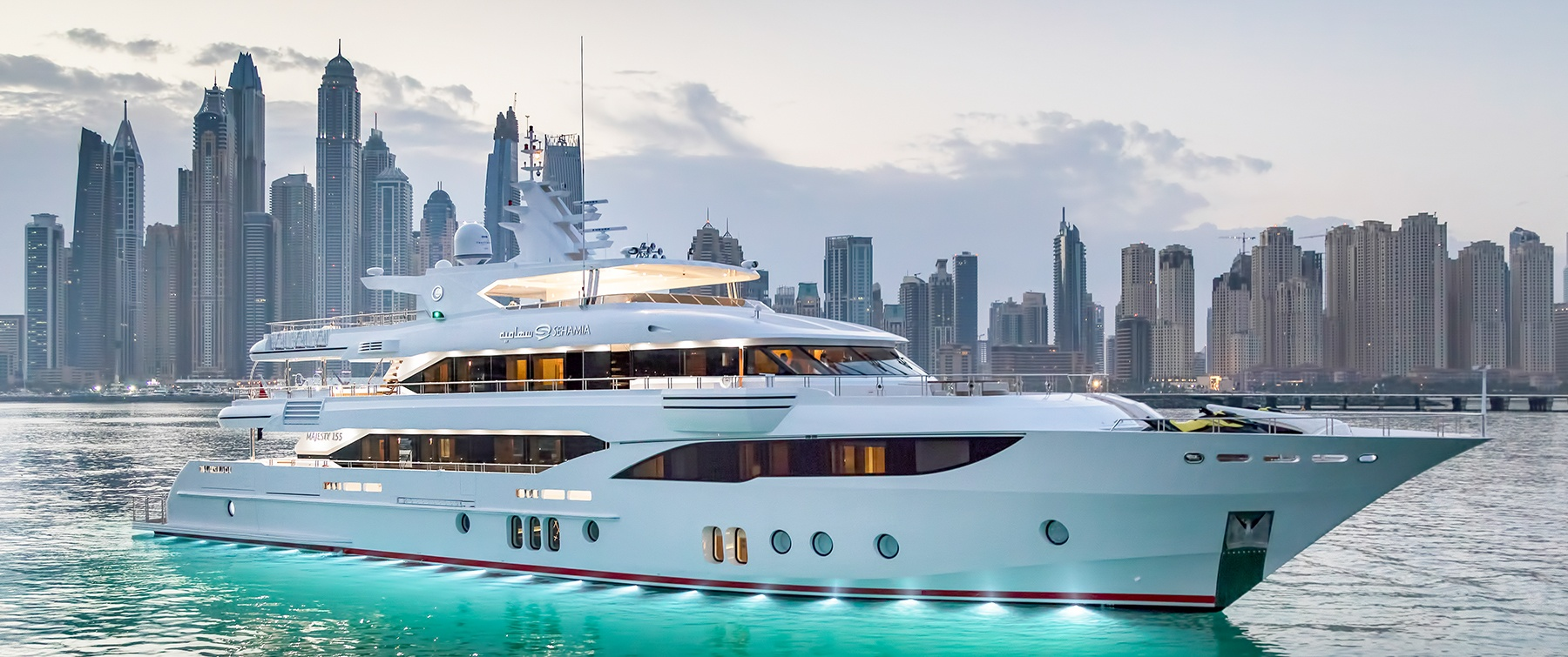 Gulf Craft | Luxury Yachts & Boat Manufacturer in Dubai, UAE