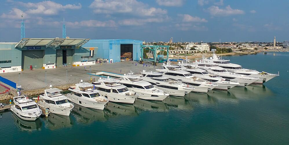 Gulf Craft prepares to fascinate with largest fleet on display at the Dubai International Boat Show