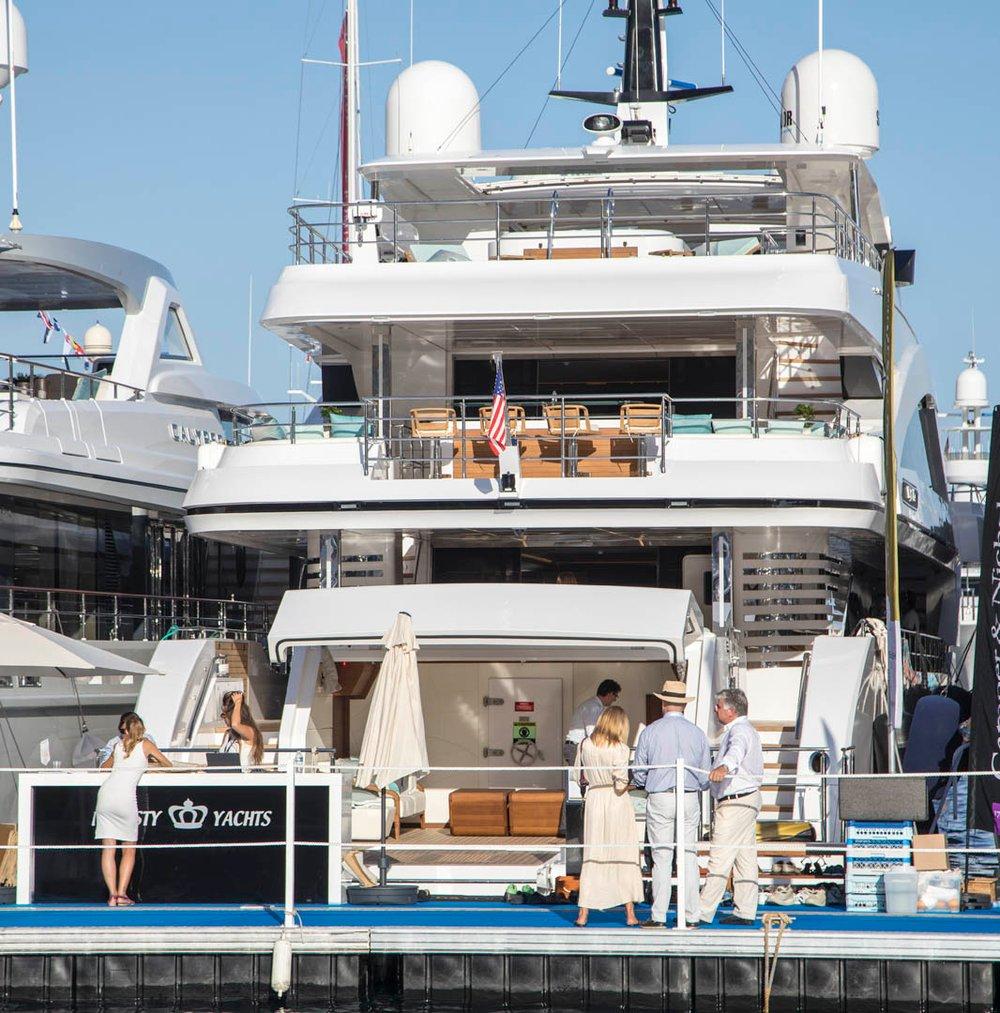Gulf Craft at Monaco Yacht Show (30)