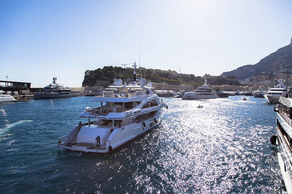 Gulf Craft at Monaco Yacht Show (4)