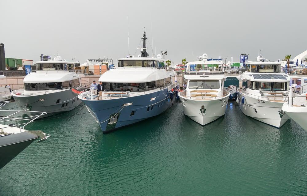 Nomad Yacht SUV fleet