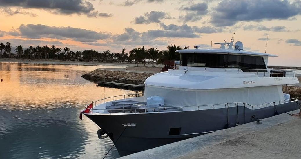 NOMAD 75 Boat