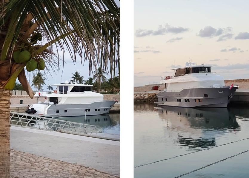 Nomad 75 Yacht