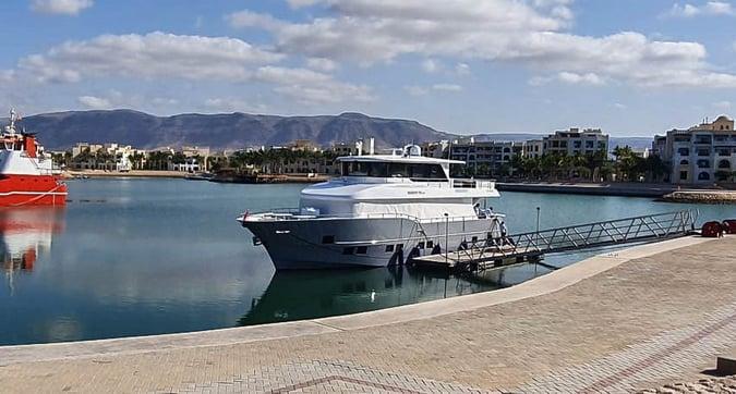NOMAD 75 SUV Boat