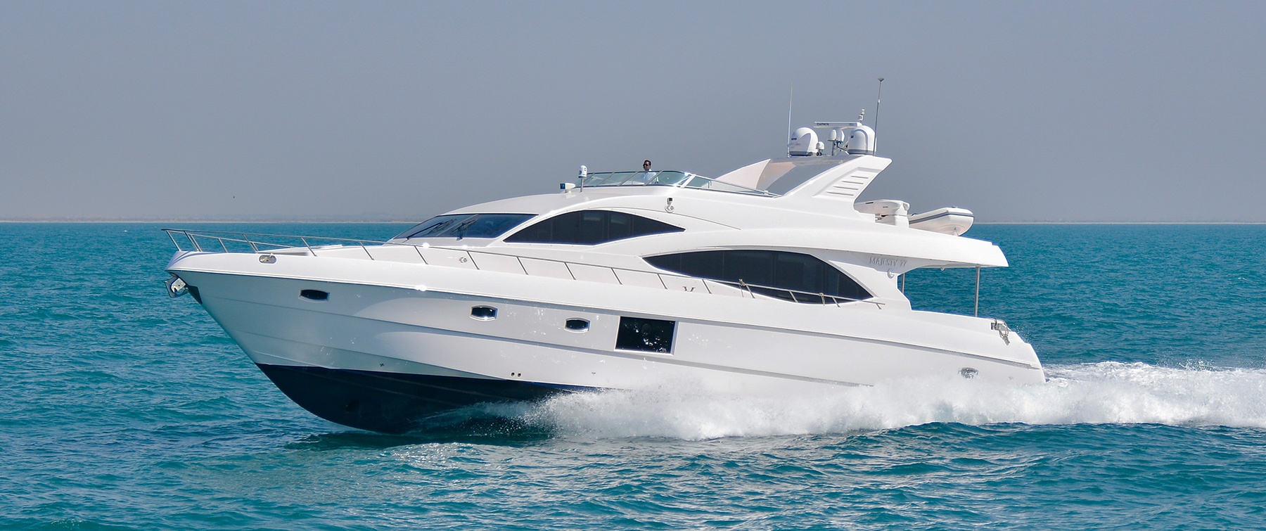 pre-owned Majesty 77