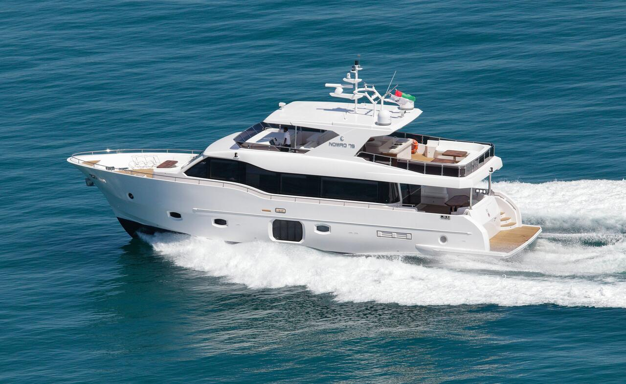 Majesty 121 Pre Owned 4