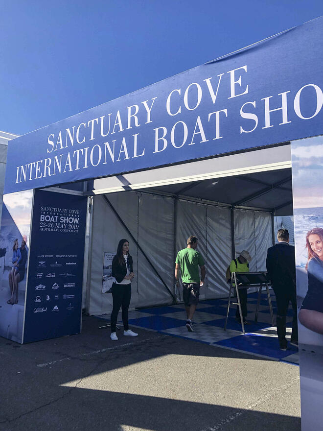 Gulf Craft at Sanctuary Cove Boat Show 2019 (6)