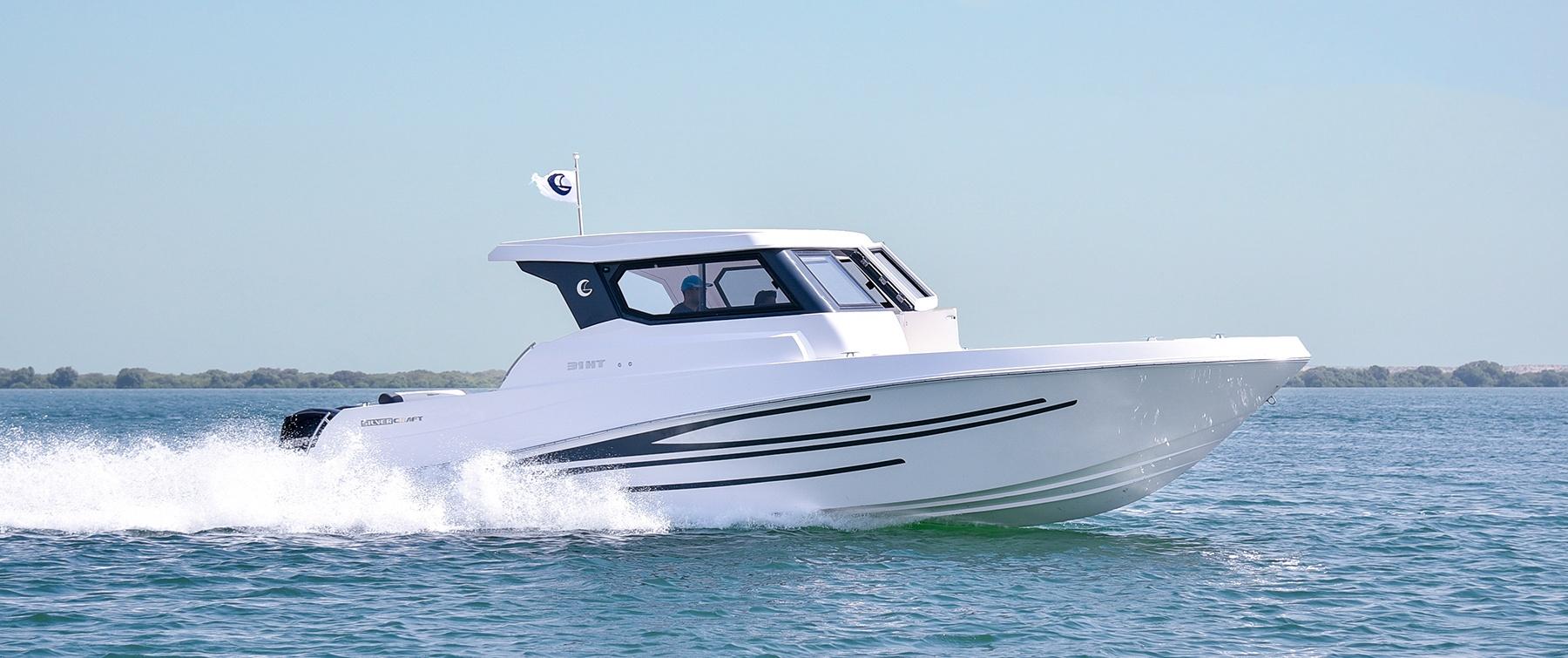 Silvercraft 31 Ht Fishing Boat Amp Leisure Cruiser Gulf