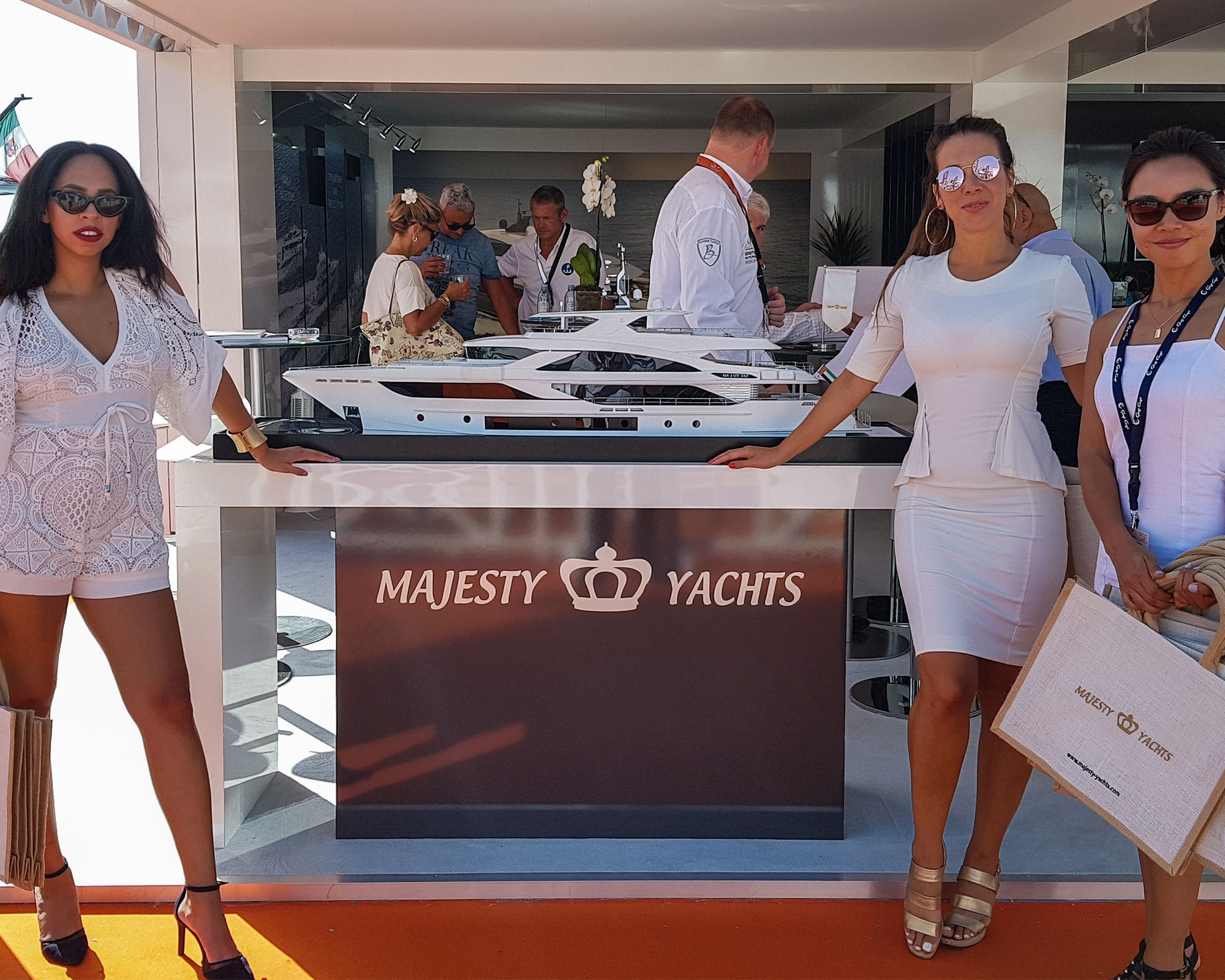 Gulf-Craft,-Cannes-Yachting-Festival-2018