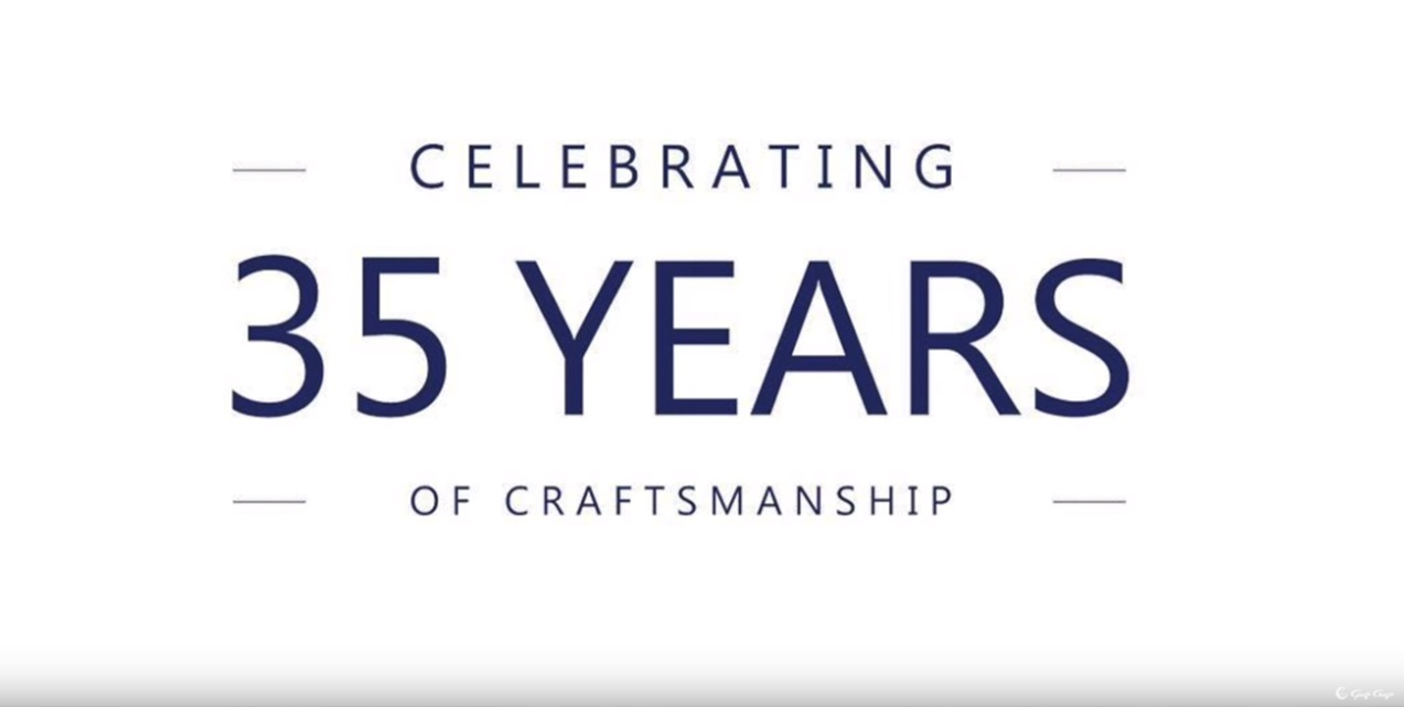 Gulf Craft celebrates its 35th Anniversary at the Dubai Int'l Boat Show
