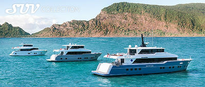 Nomad SUV Yachts models Fleet