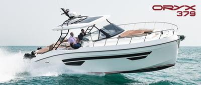 Gulf Craft Oryx Sports 379