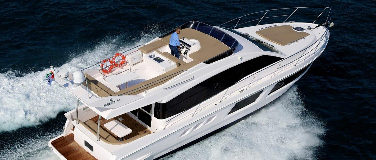 Majesty 48 product video