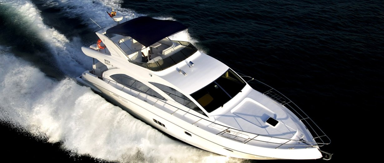 Product video of the Majesty 56 by Gulf Craft