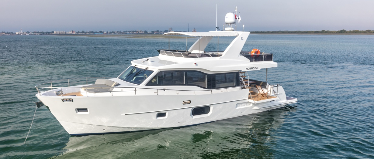 Nomad 55 by Gulf Craft product video