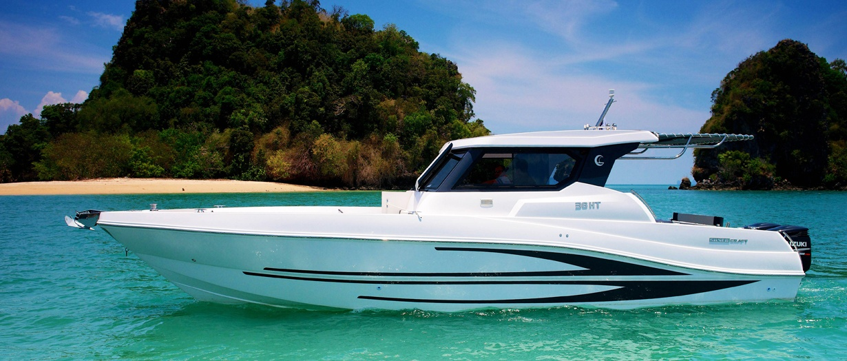Silvercraft 36 HT by Gulf Craft product video