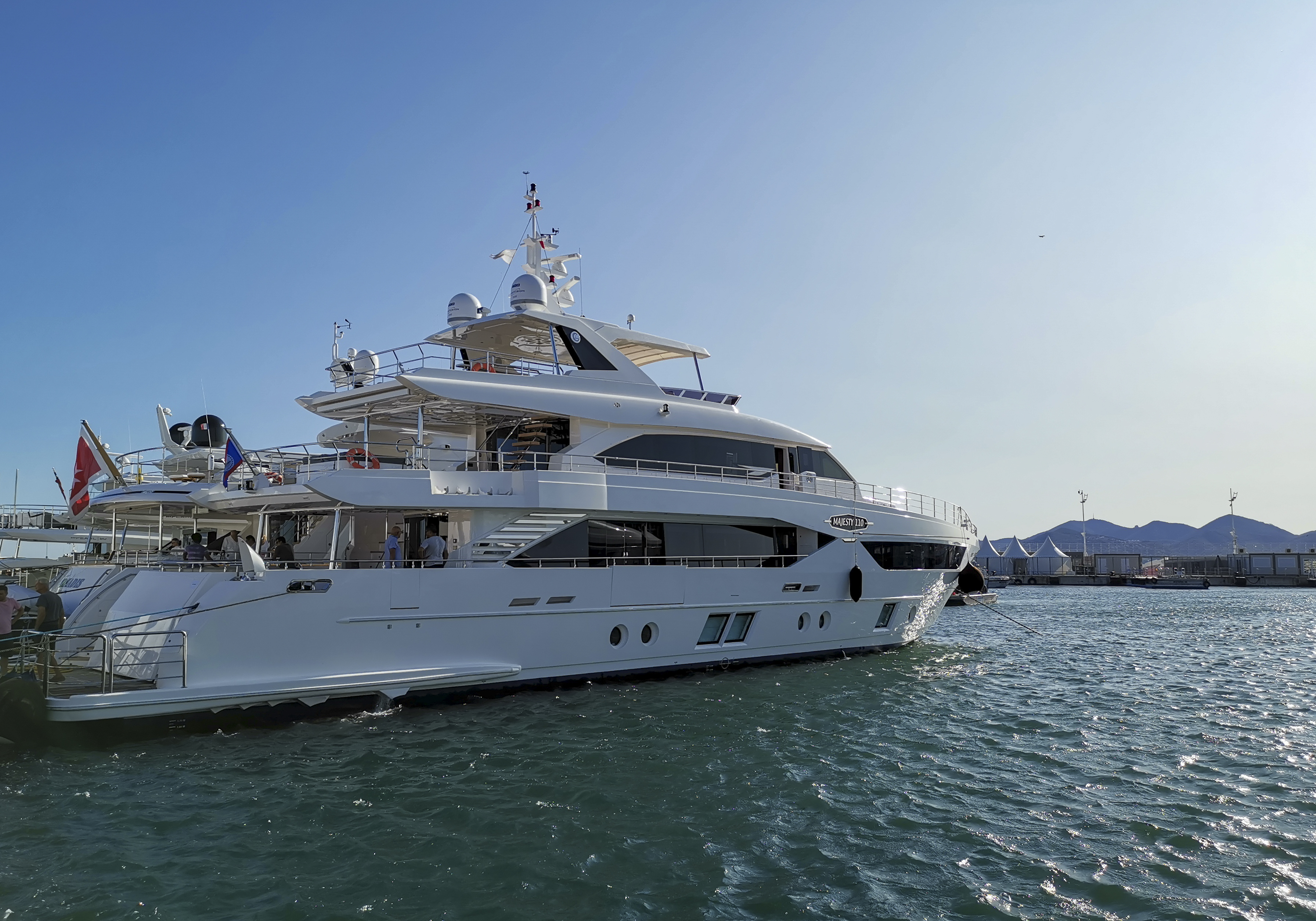 Gulf Craft in Cannes Yachting Festival 2019 Day 0 (4)