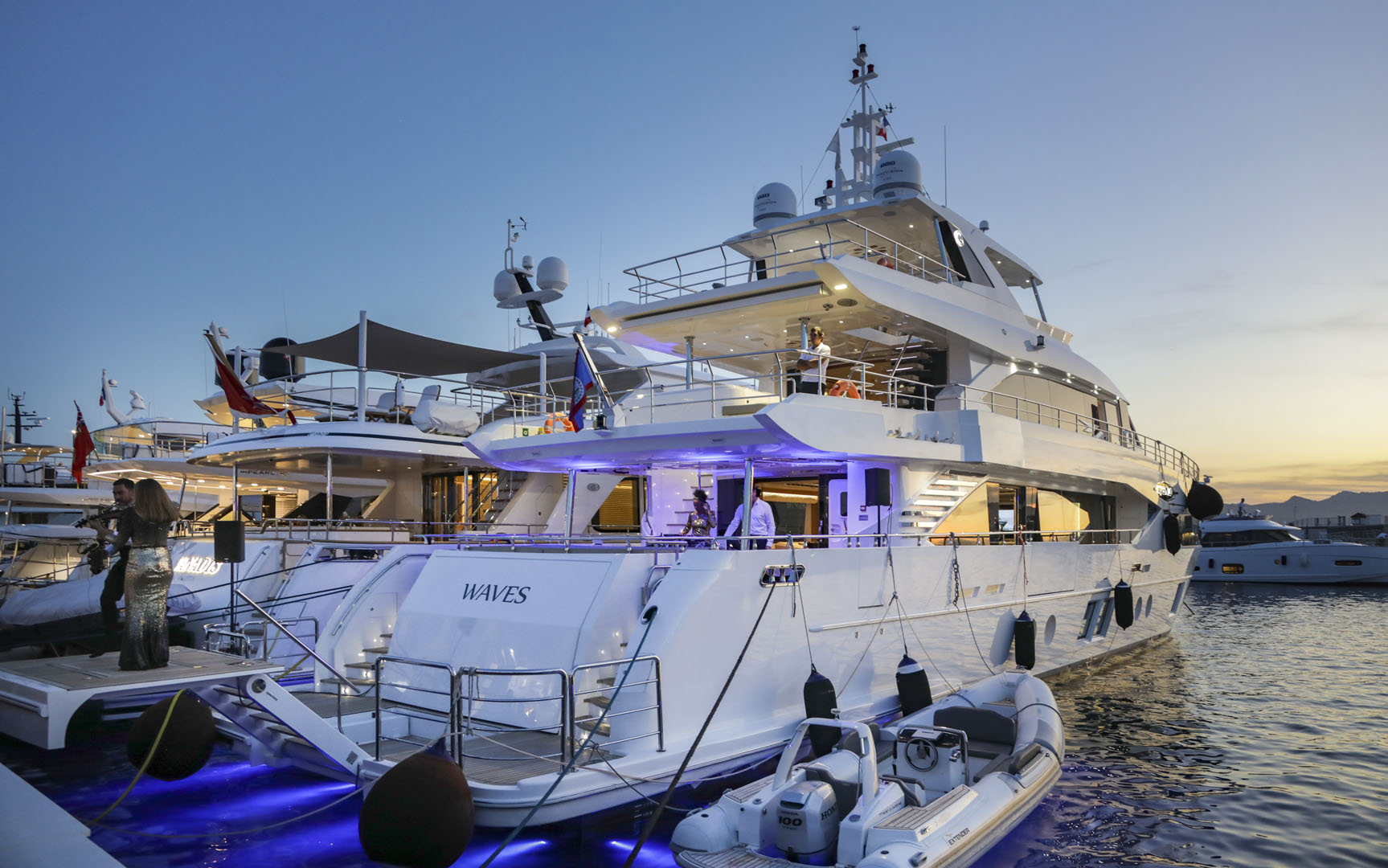 Majesty Yachts in Cannes Yachting Festival 2019 Day 4 (18)