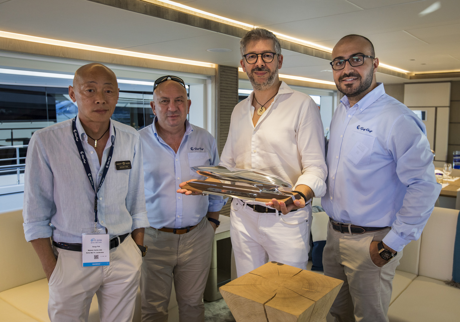 GUlf Craft at Fort Lauderdale International Boat Show 2019 Day 2 (10)