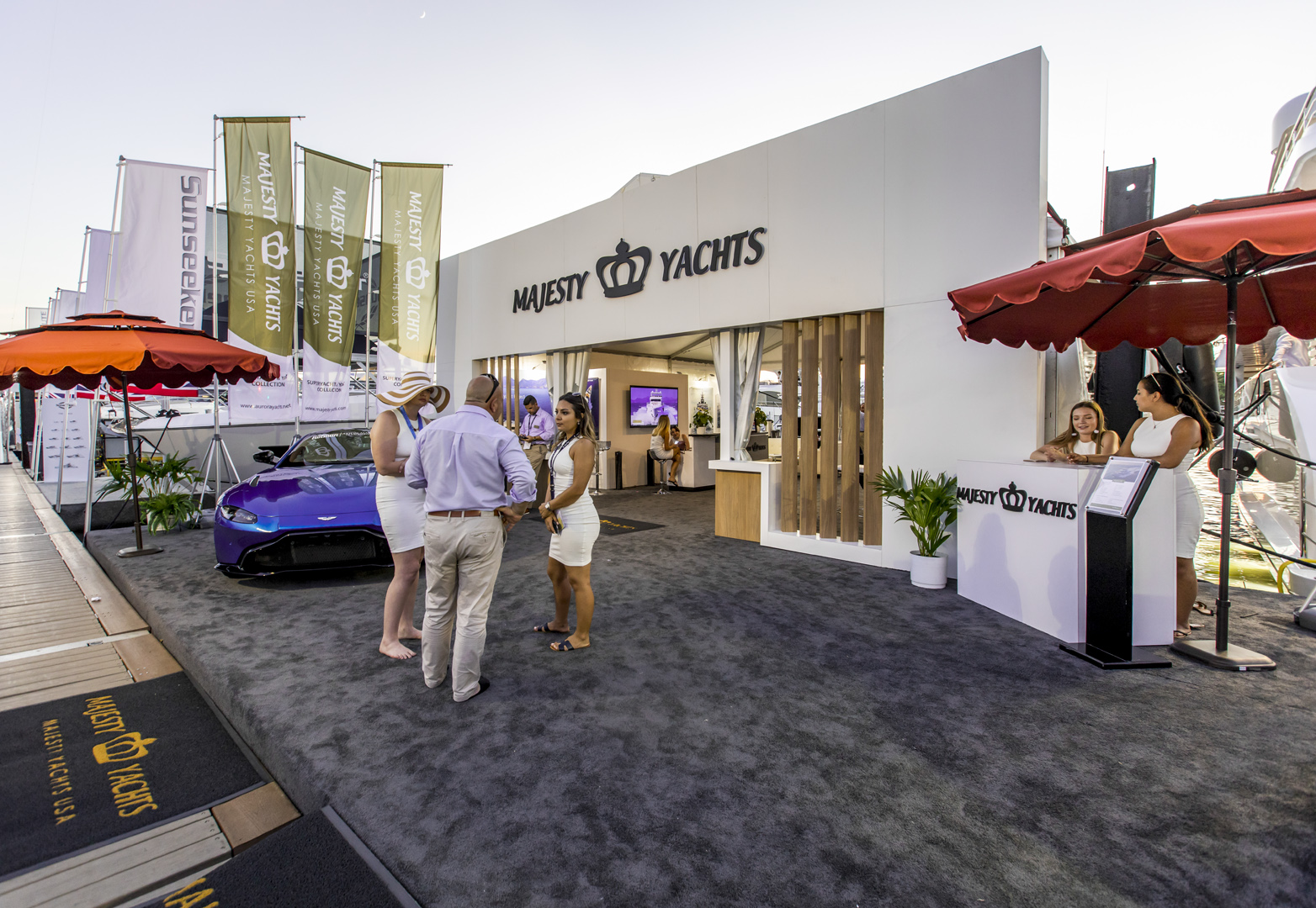 GUlf Craft at Fort Lauderdale International Boat Show 2019 Day 2 (15)