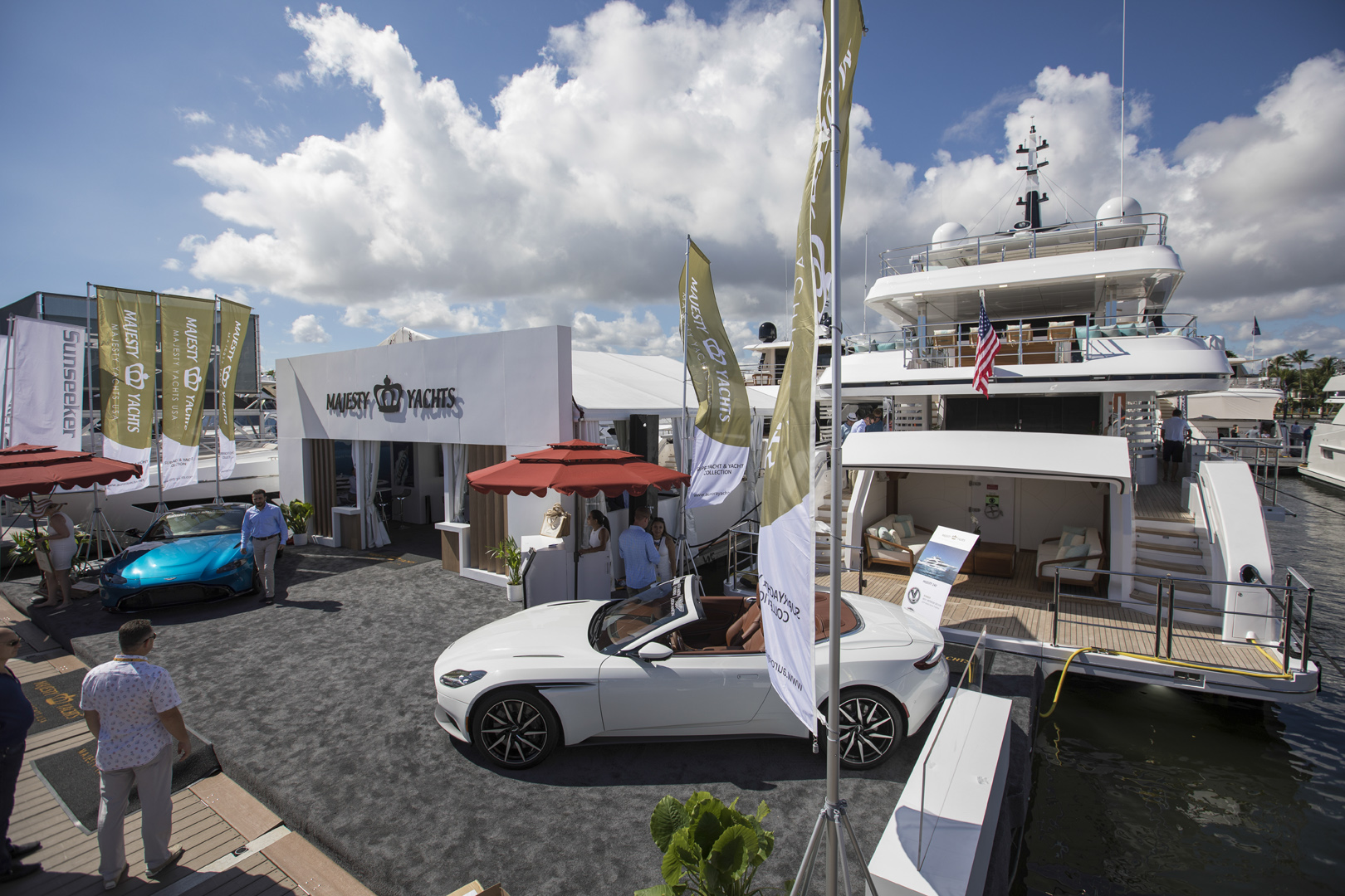 GUlf Craft at Fort Lauderdale International Boat Show 2019 Day 2 (2)