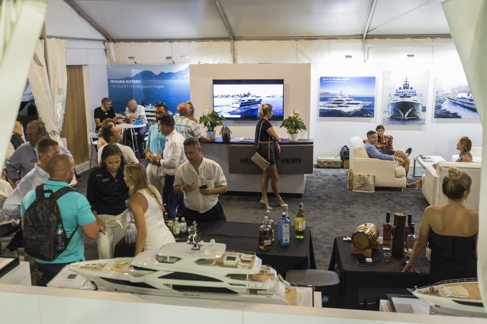 GUlf Craft at Fort Lauderdale International Boat Show 2019 Day 3-4 (15)