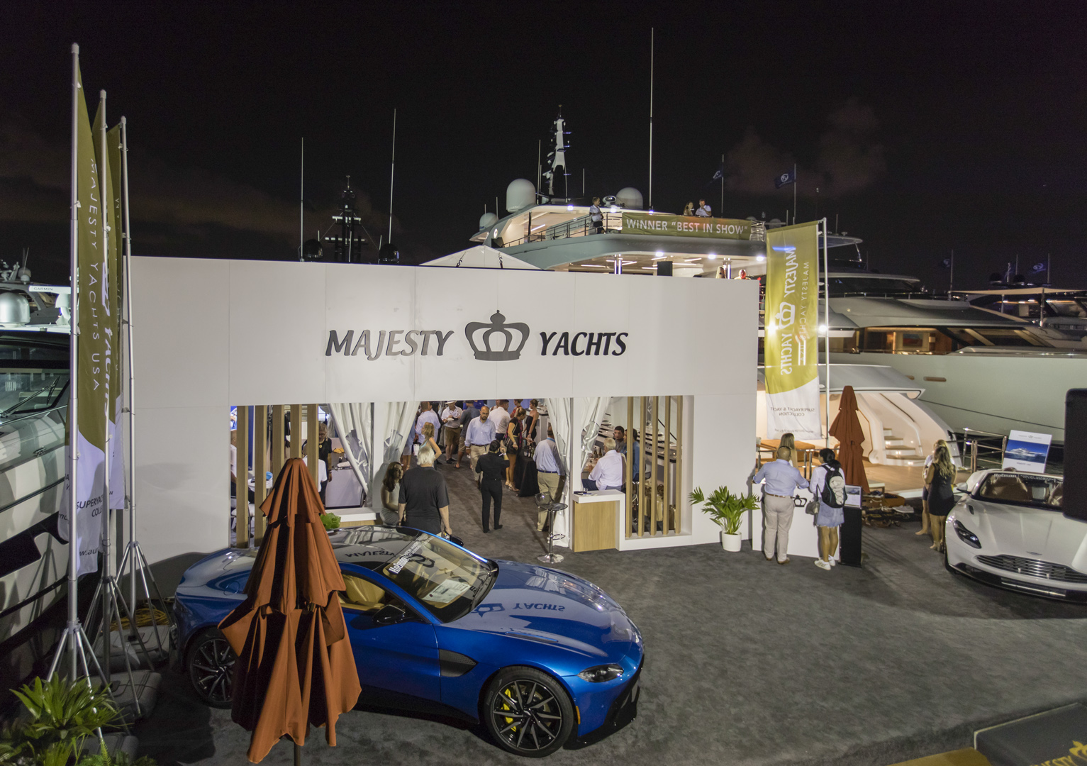 GUlf Craft at Fort Lauderdale International Boat Show 2019 Day 3-4 (17)