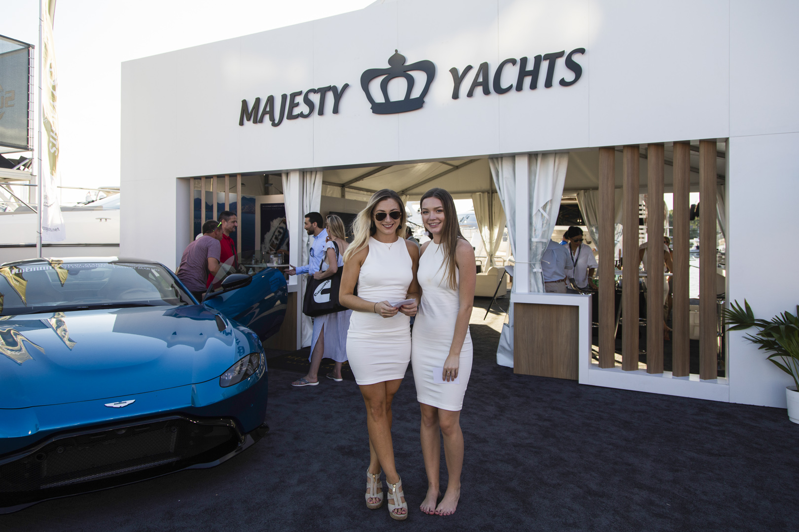 GUlf Craft at Fort Lauderdale International Boat Show 2019 Day 3-4 (4)