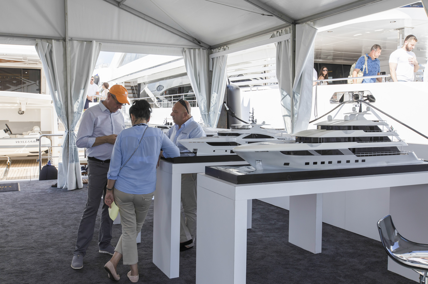 GUlf Craft at Fort Lauderdale International Boat Show 2019 Day 3-4 (6)