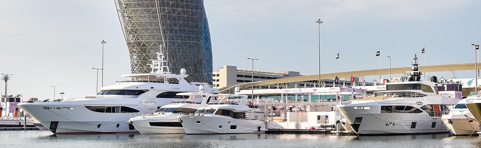 Abu-Dhabi-Boat-Show-2018,-Gulf-Craft-2