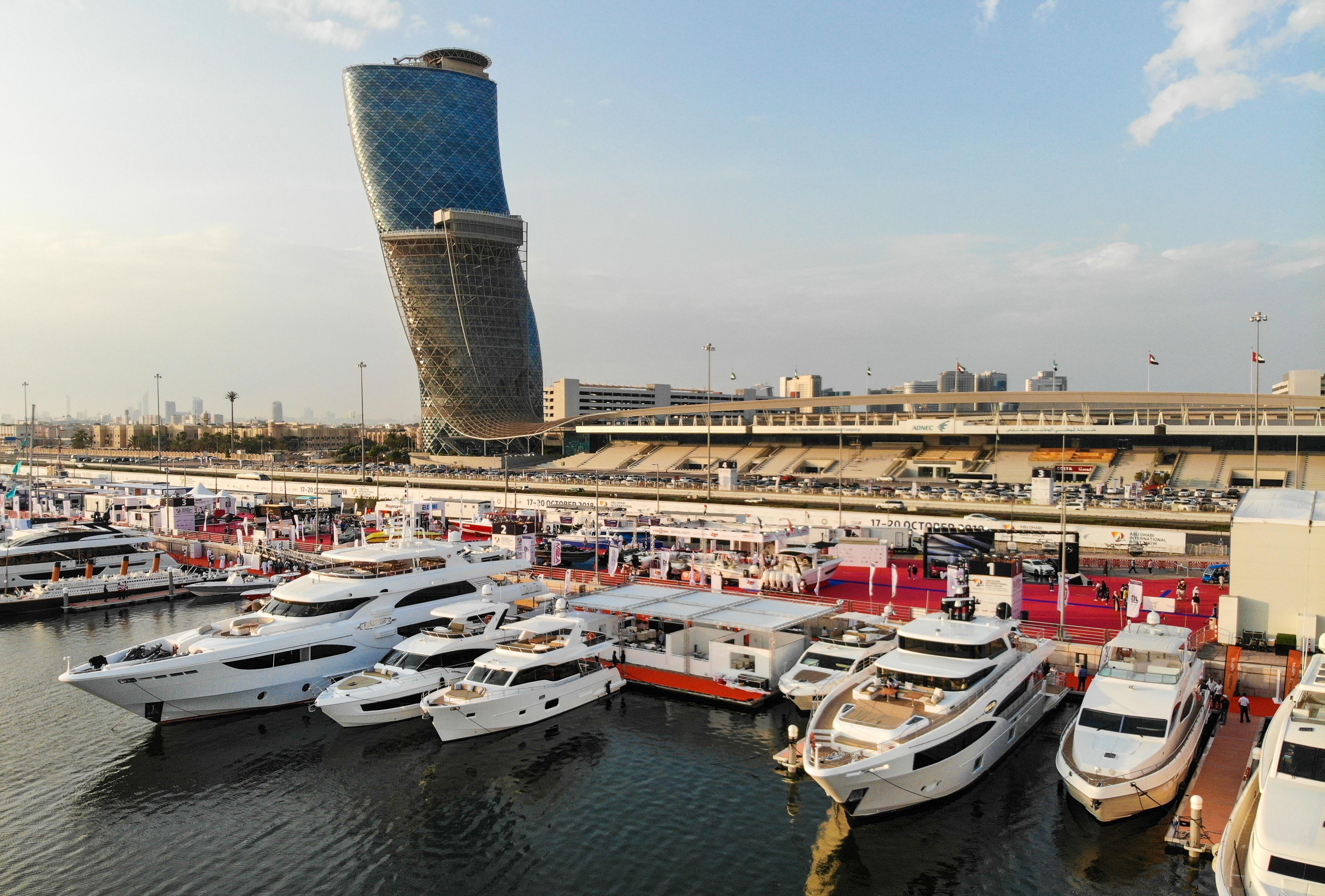 Gulf Craft Fleet at Abu Dhabi Boat Show 2018 (1).jpg