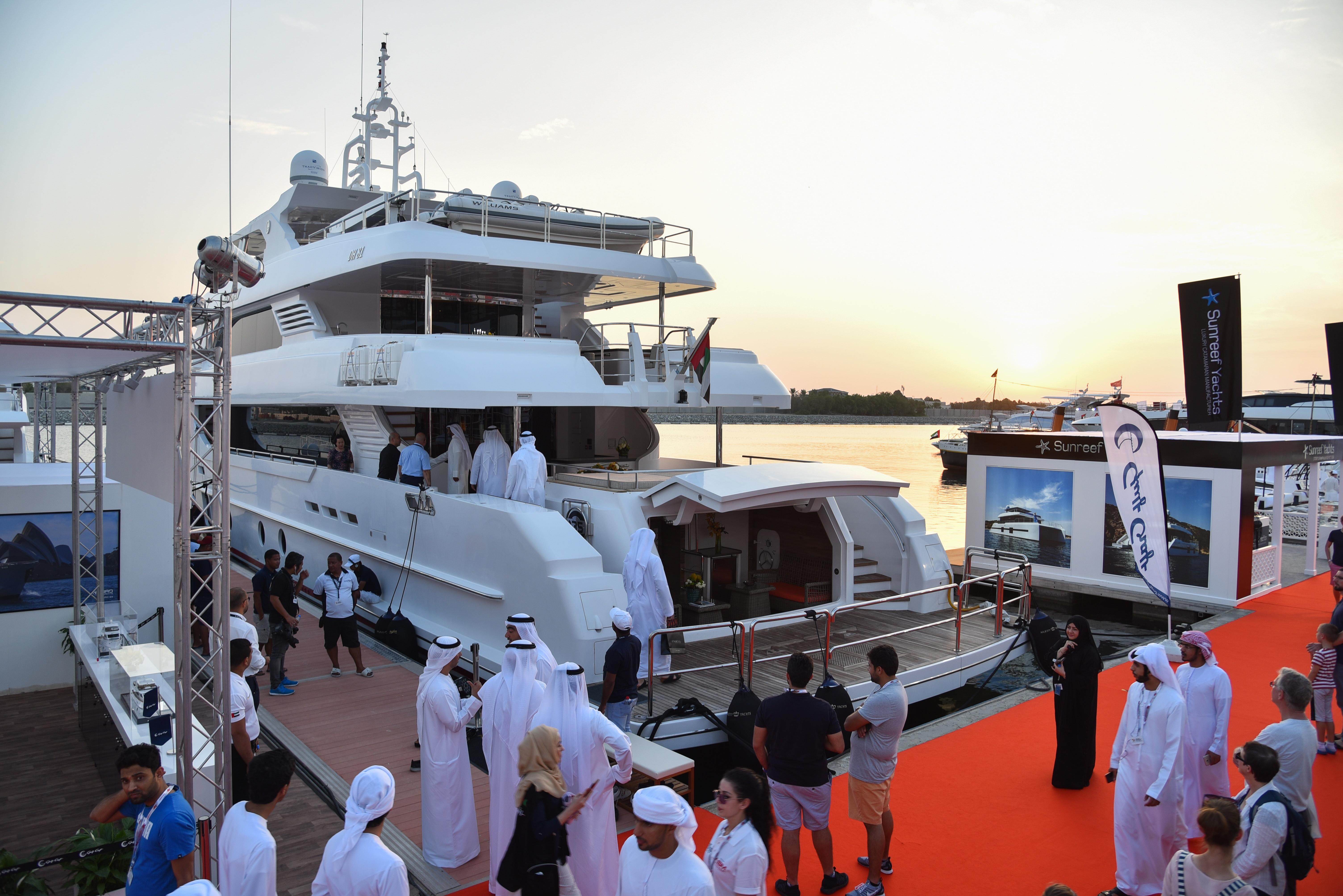 Gulf Craft at Abu Dhabi Boat Show 2018 Day 3 (15).jpg