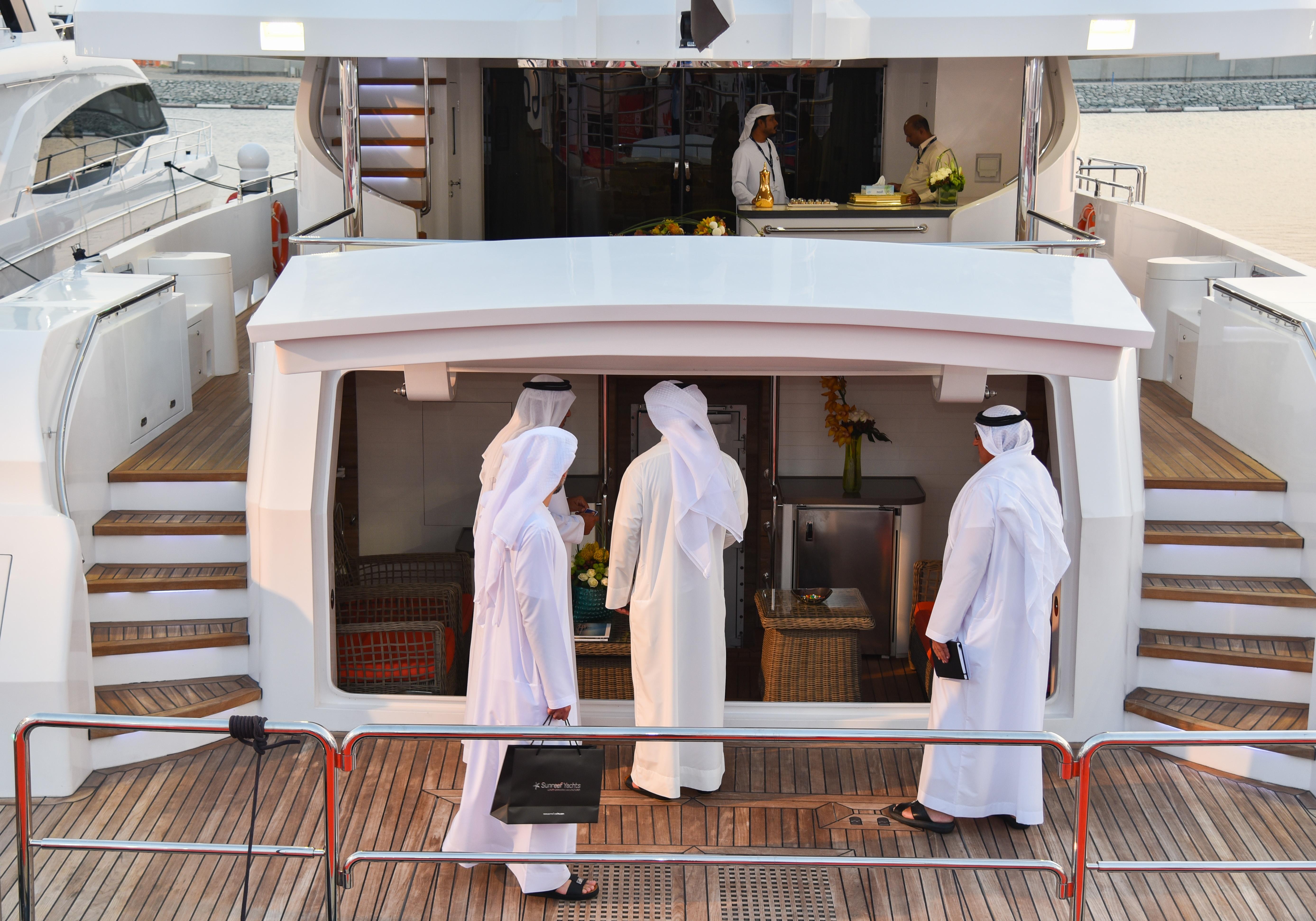 Gulf Craft at Abu Dhabi Boat Show 2018 Day 3 (24).jpg