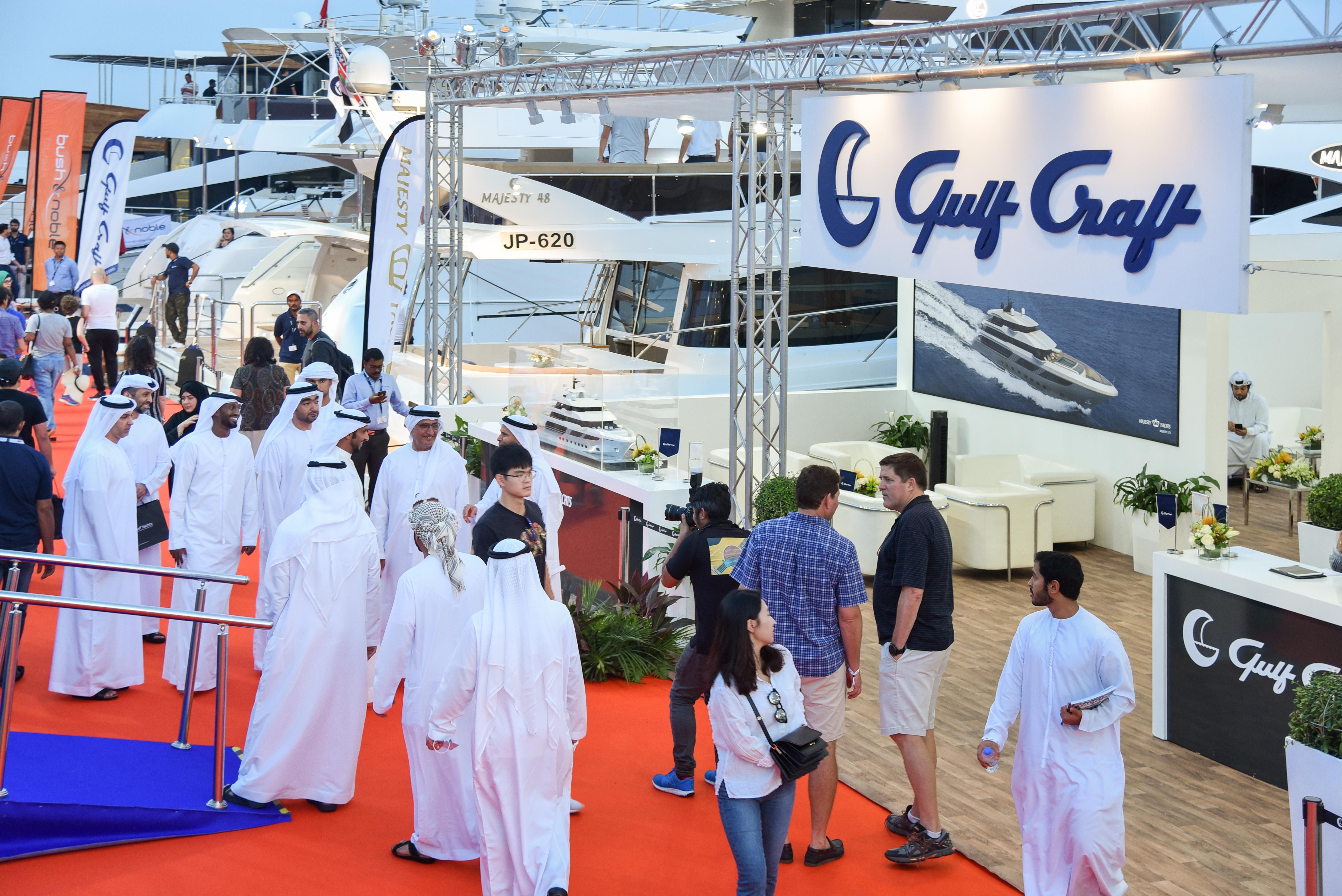 Gulf Craft at Abu Dhabi Boat Show 2018 Day 3 (25).jpg