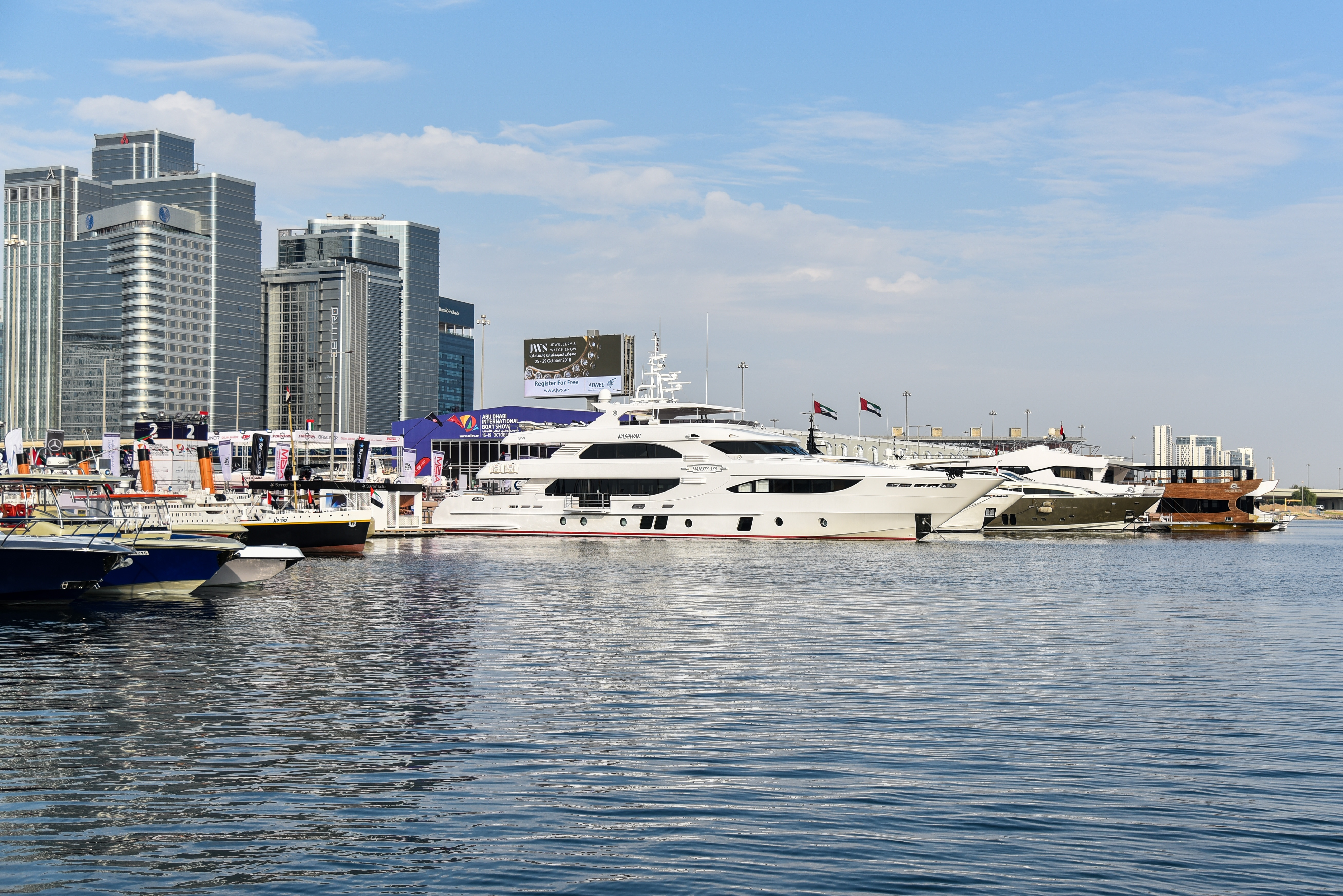 Gulf Craft at Abu Dhabi Boat Show 2018 Day 3 (3).jpg