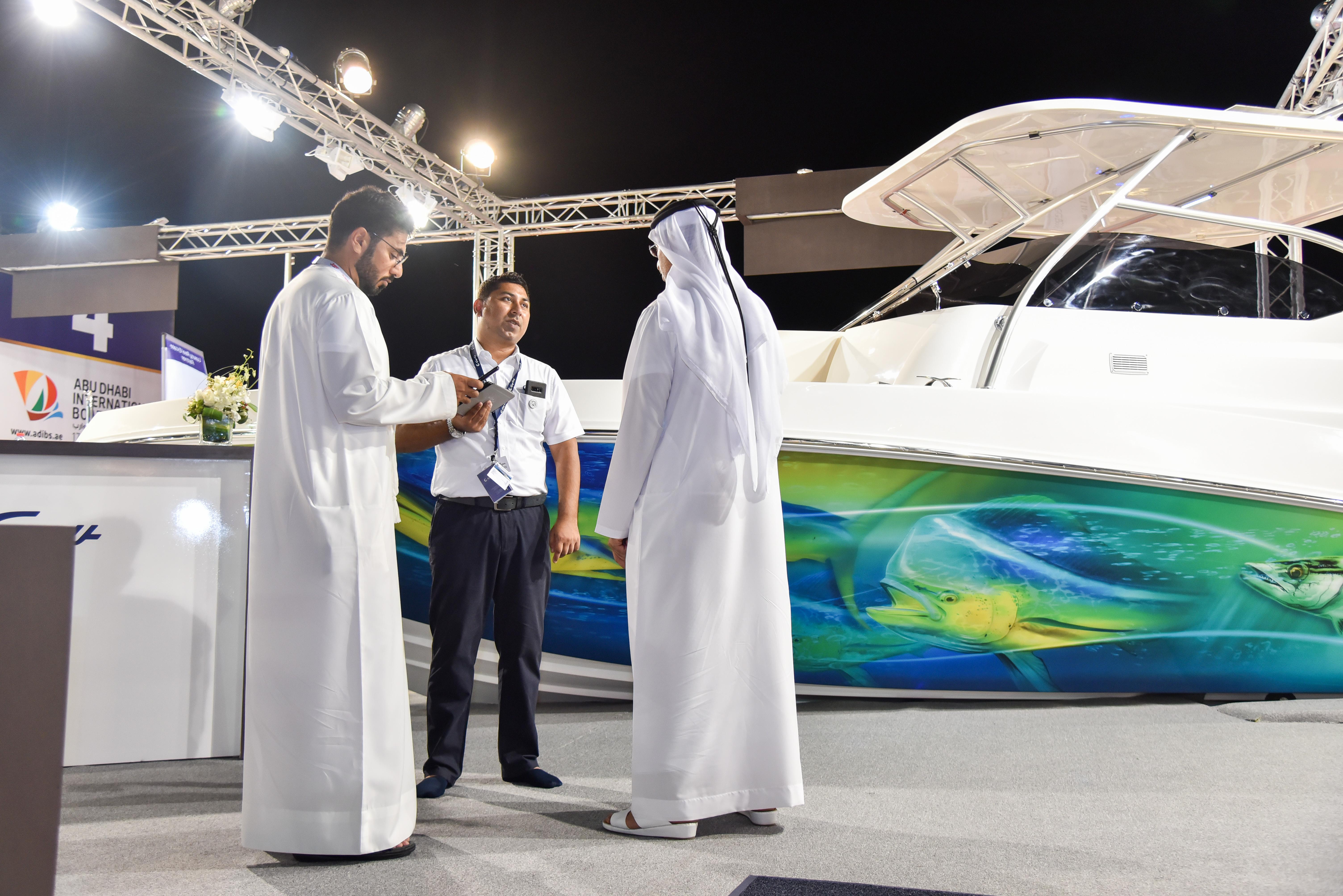 Gulf Craft at Abu Dhabi Boat Show 2018 Day 3 (32).jpg