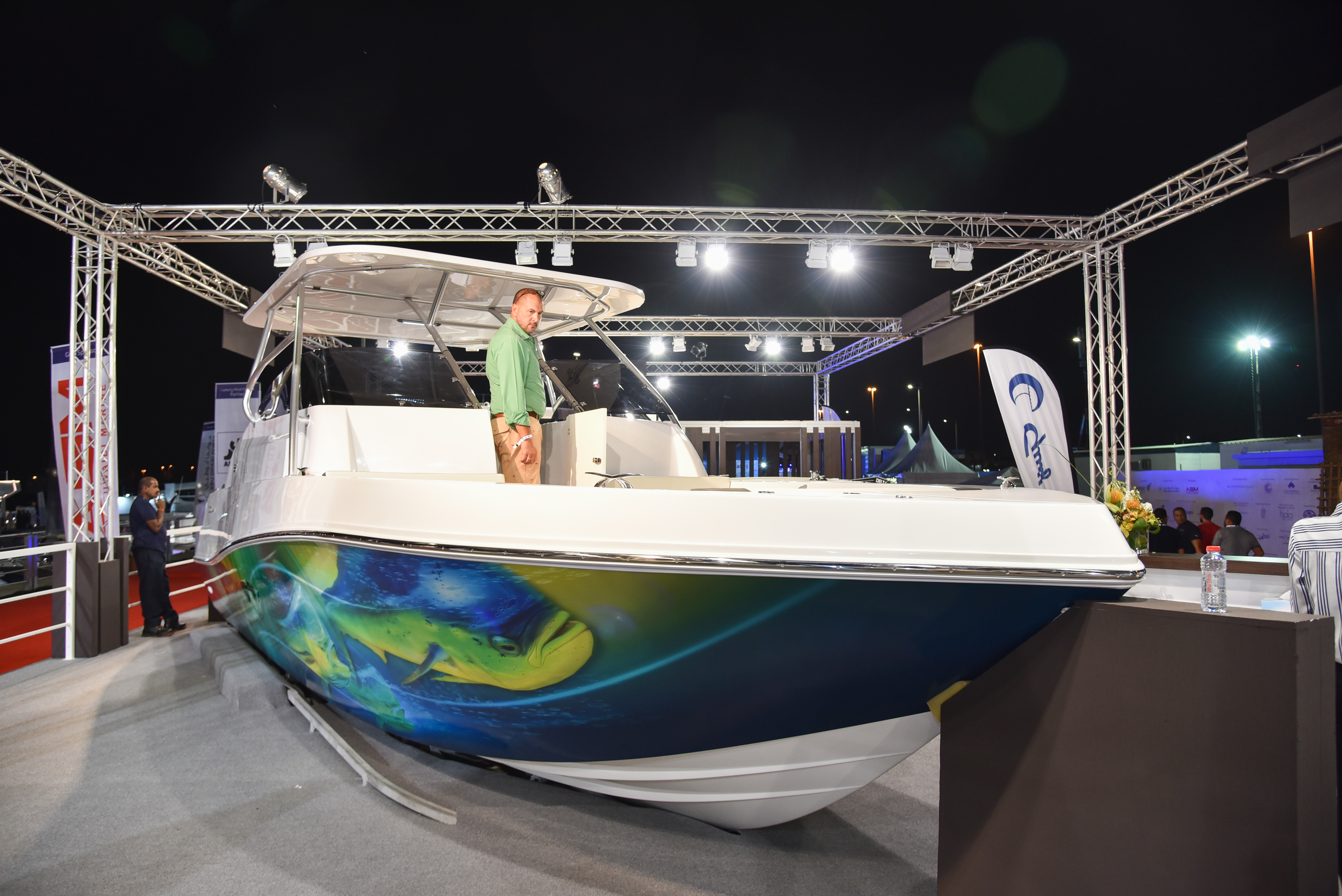 Gulf Craft at Abu Dhabi Boat Show 2018 Day 3 (39).jpg