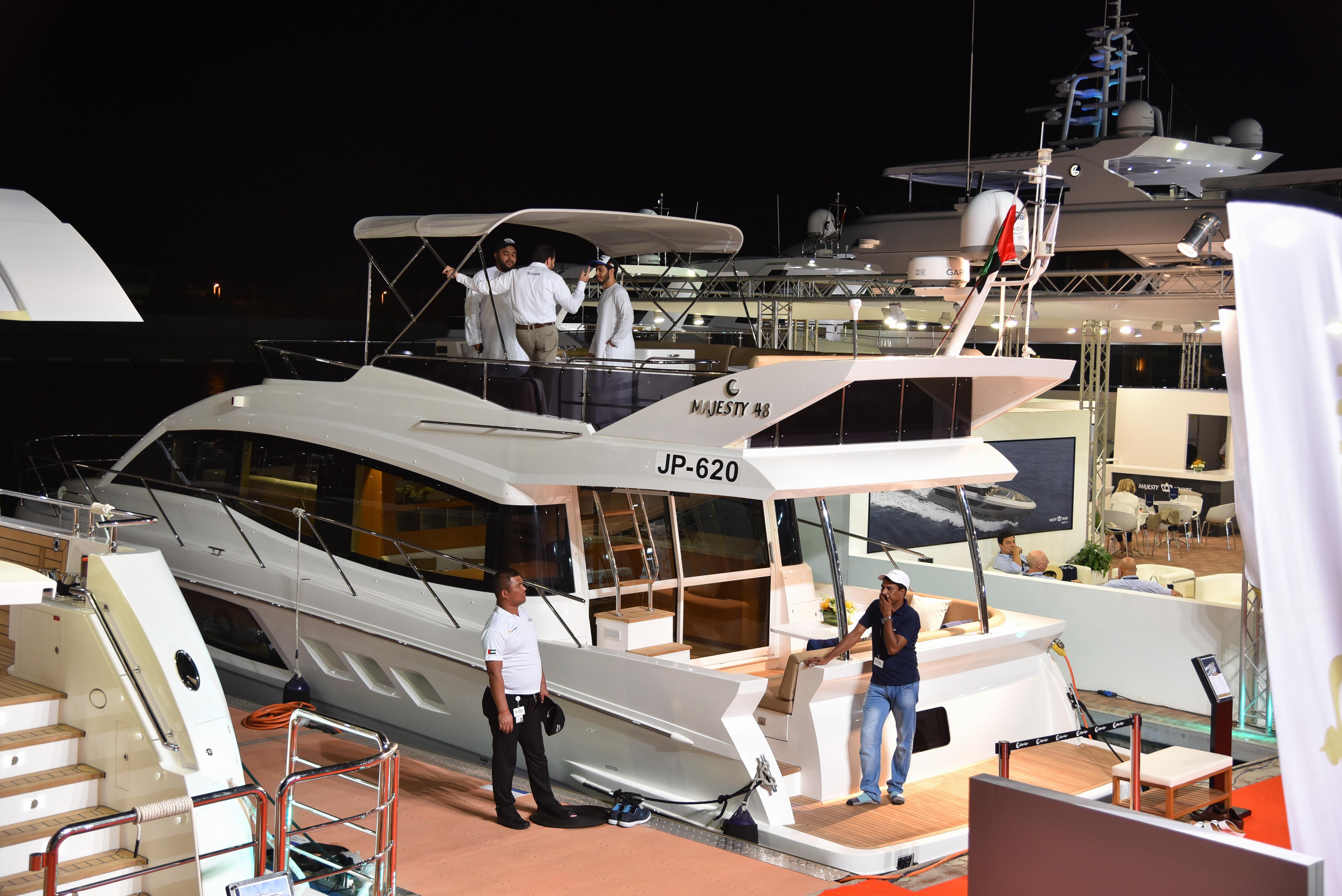 Gulf Craft at Abu Dhabi Boat Show 2018 Day 3 (43).jpg