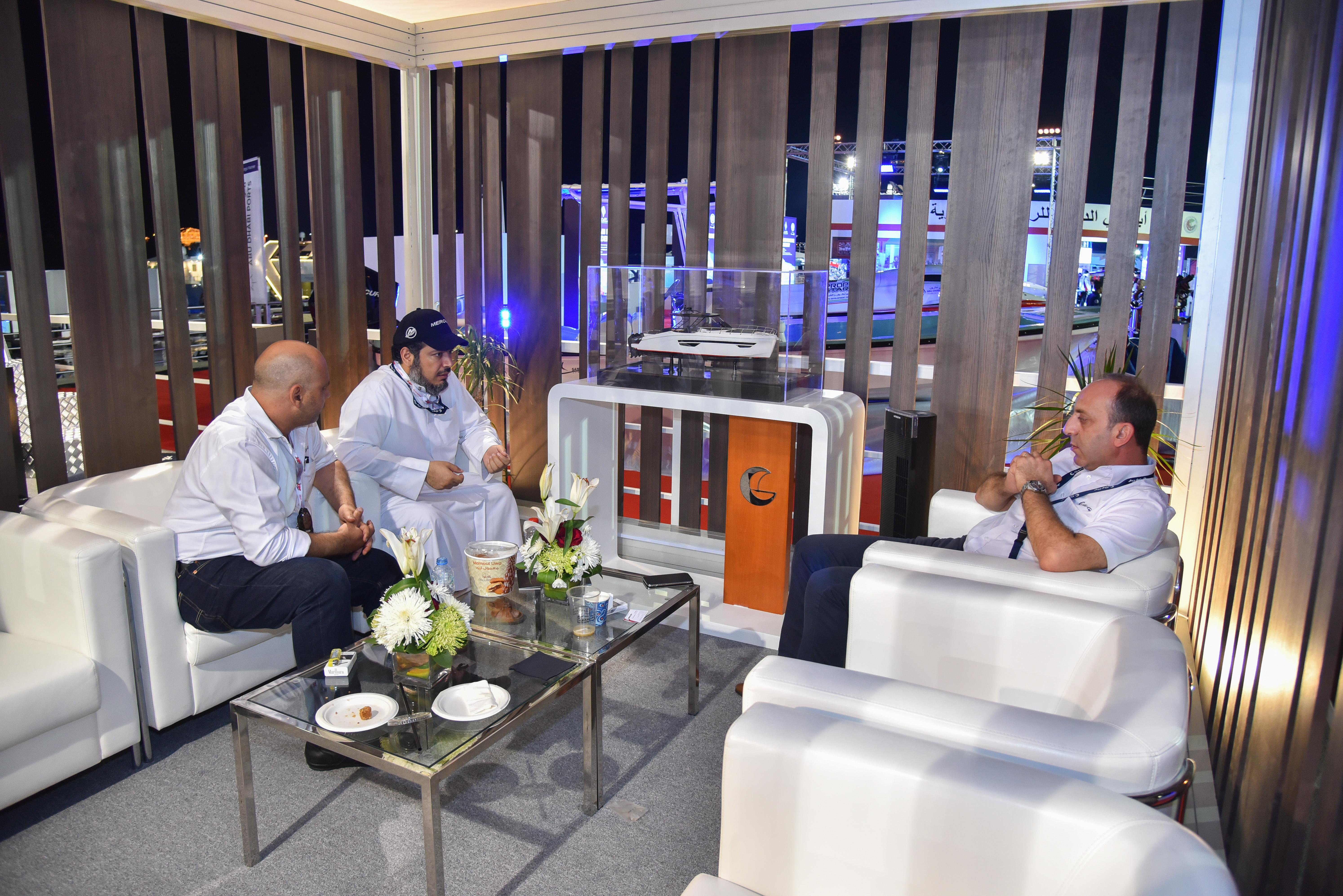 Gulf Craft at Abu Dhabi Boat Show 2018 Day 3 (46).jpg