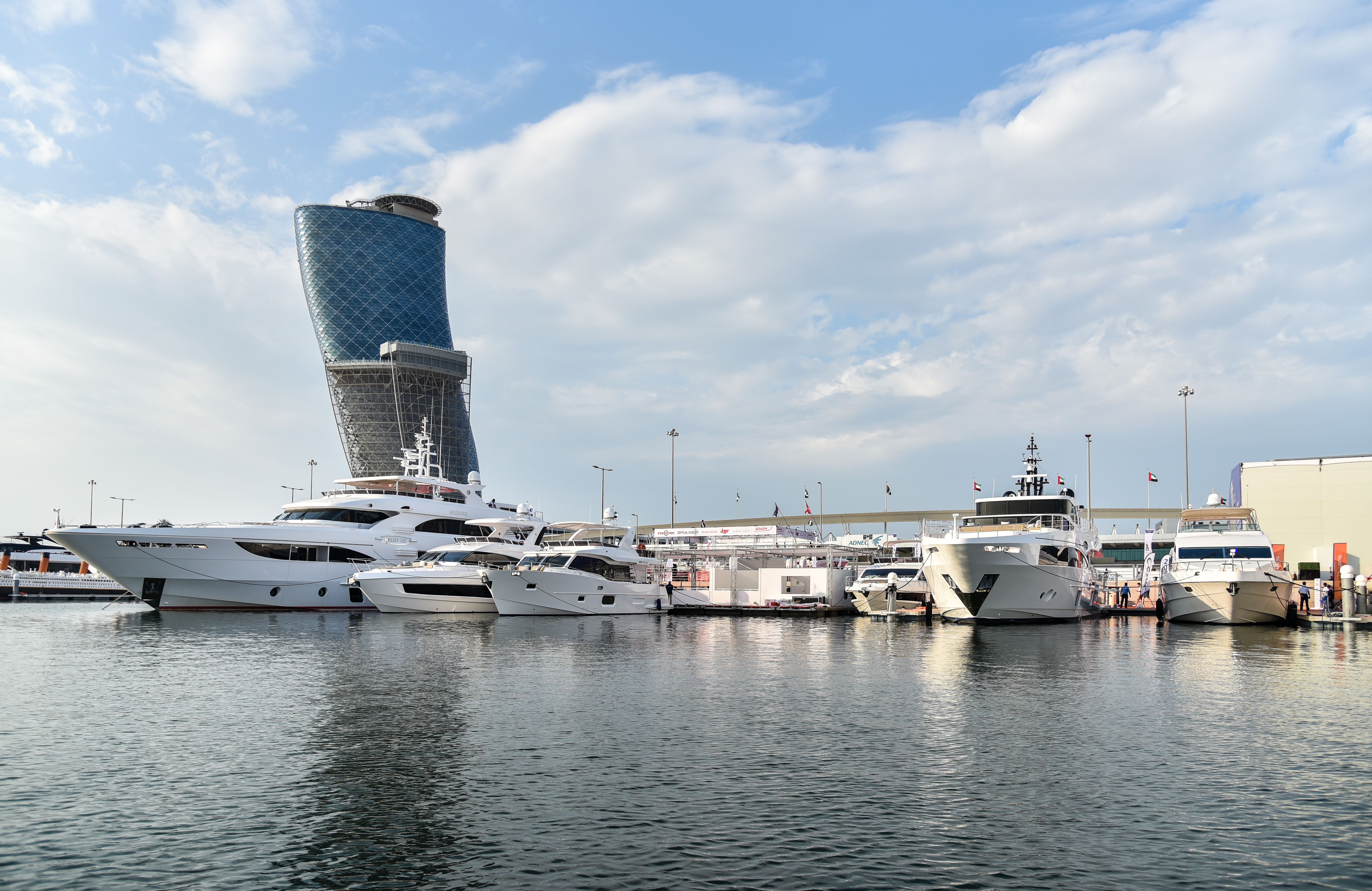 Gulf Craft at Abu Dhabi Boat Show 2018 Day 3 (6).jpg