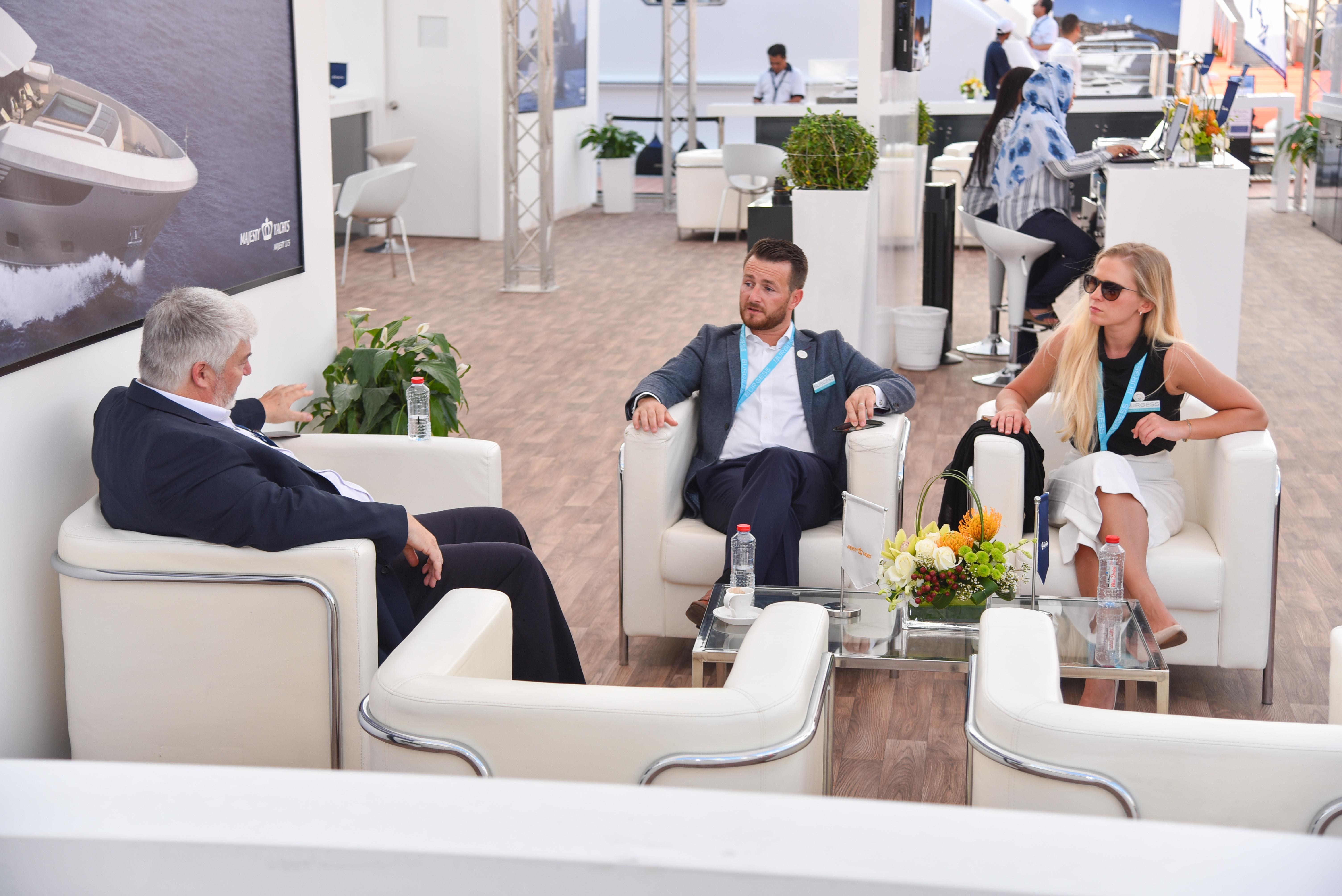 Gulf Craft at Abu Dhabi Boat Show 2018 Day 3 (7).jpg