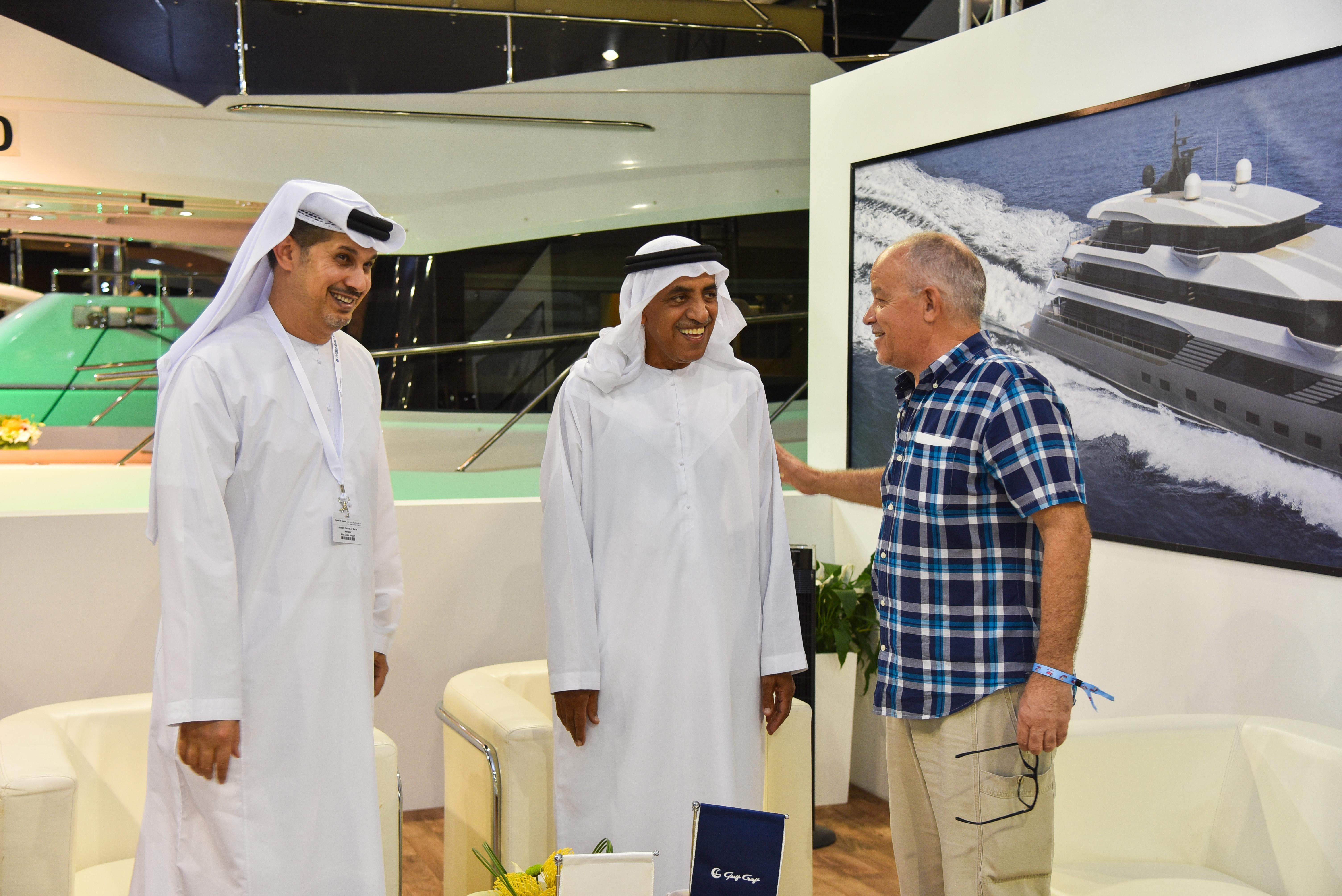 Gulf Craft at Abu Dhabi Boat Show 2018 Day 2(15).jpg