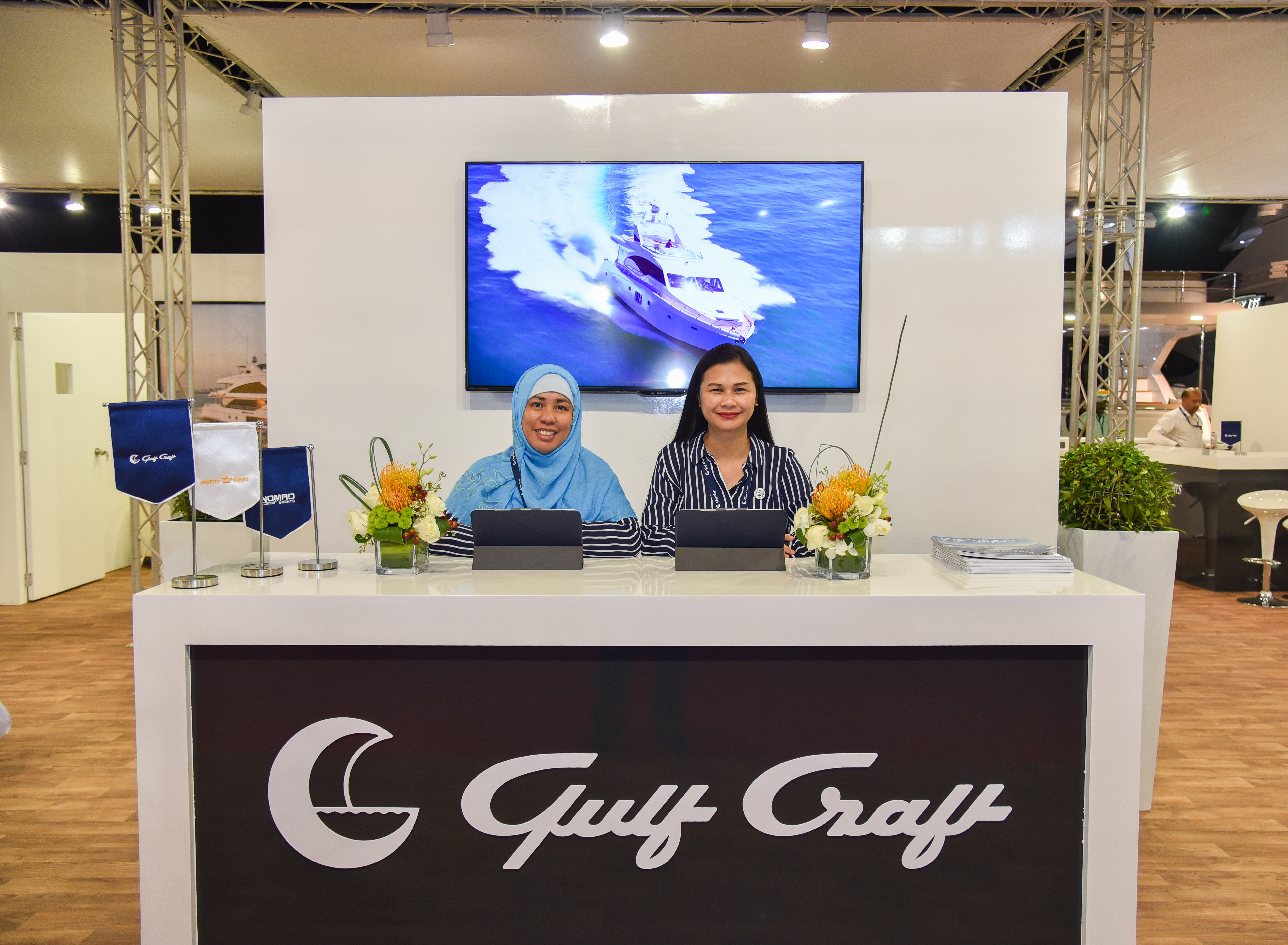 Gulf Craft at Abu Dhabi Boat Show 2018 Day 2(17).jpg