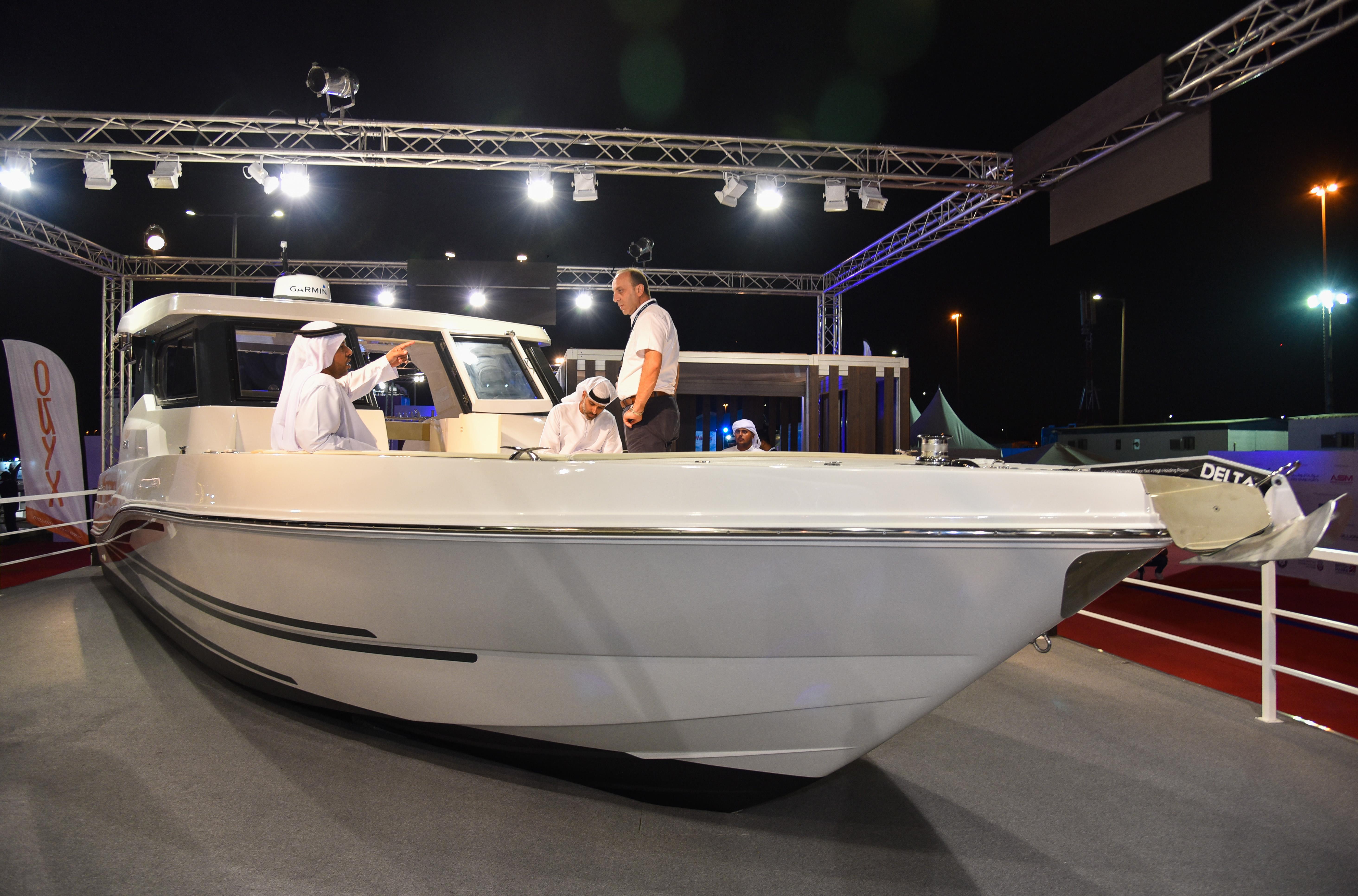 Gulf Craft at Abu Dhabi Boat Show 2018 Day 2(19).jpg