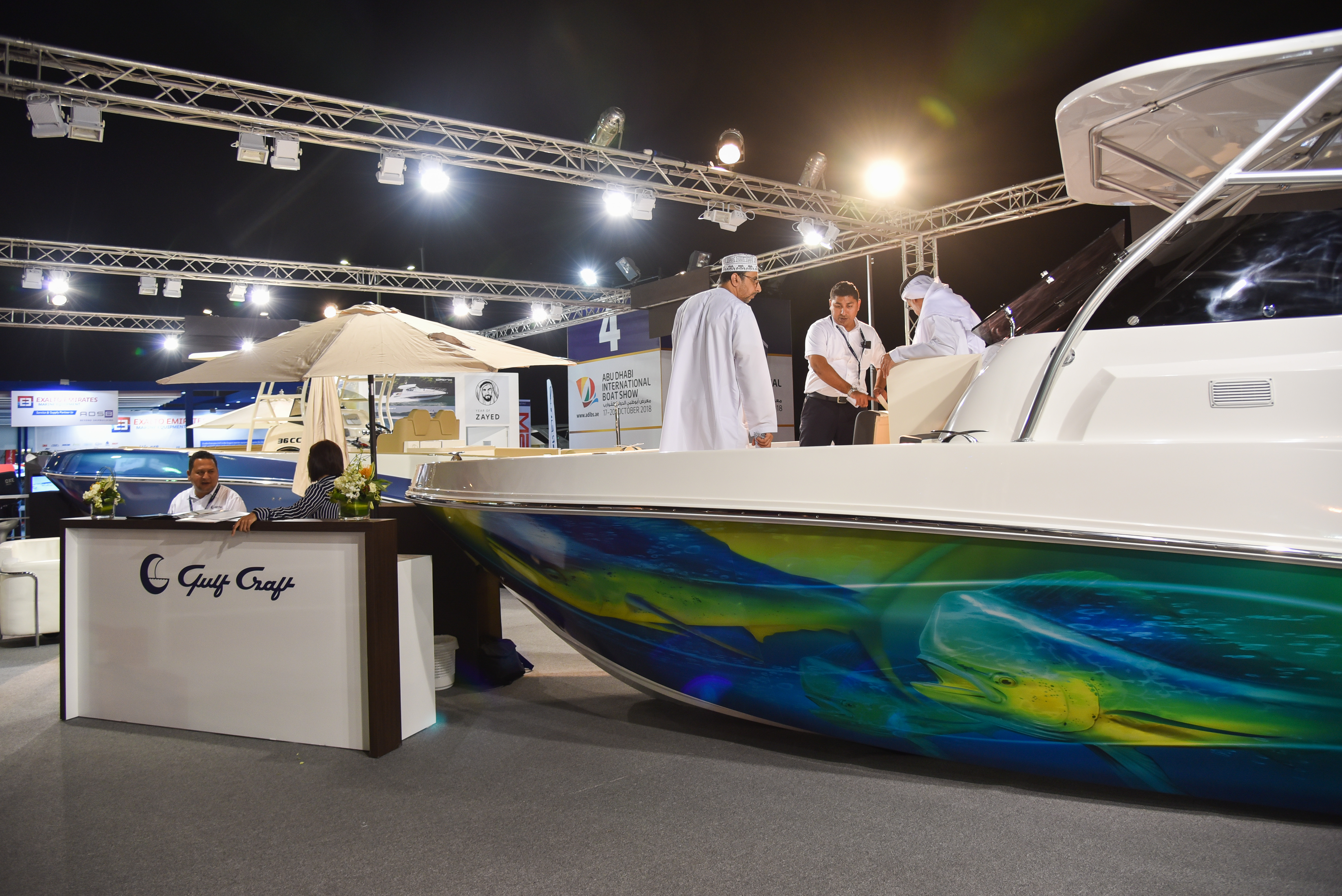 Gulf Craft at Abu Dhabi Boat Show 2018 Day 2(21).jpg