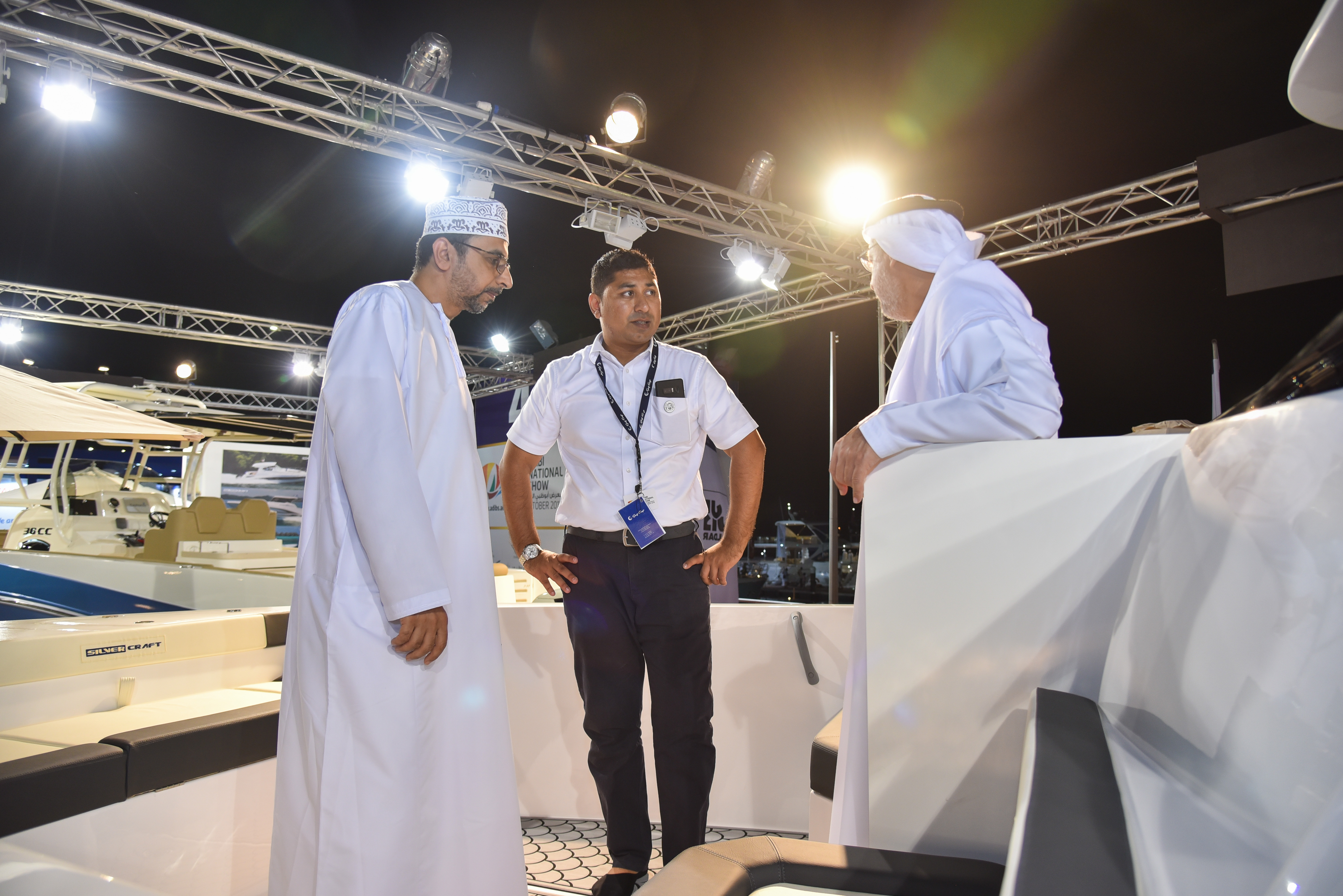 Gulf Craft at Abu Dhabi Boat Show 2018 Day 2(22).jpg