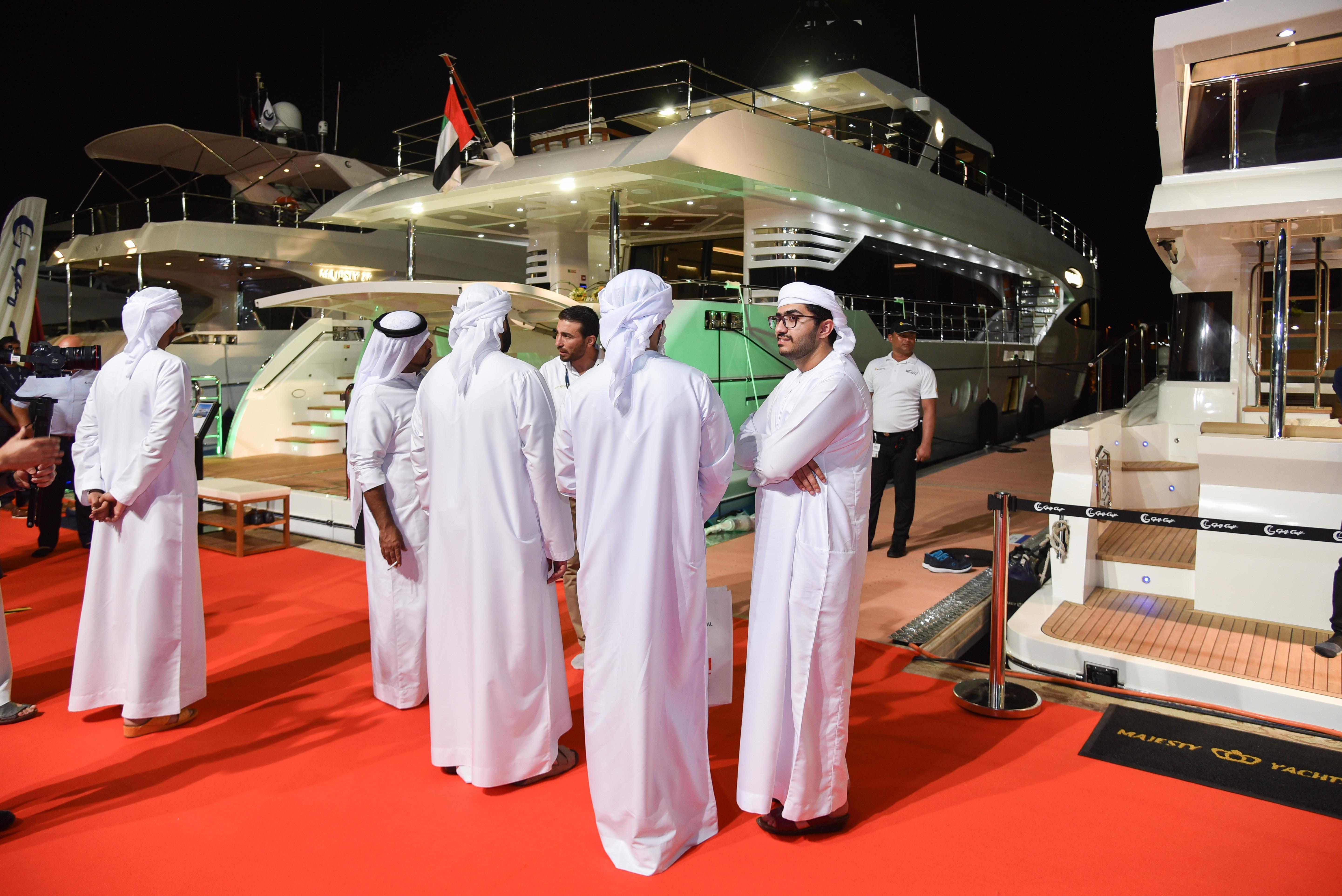 Gulf Craft at Abu Dhabi Boat Show 2018 Day 2(24).jpg