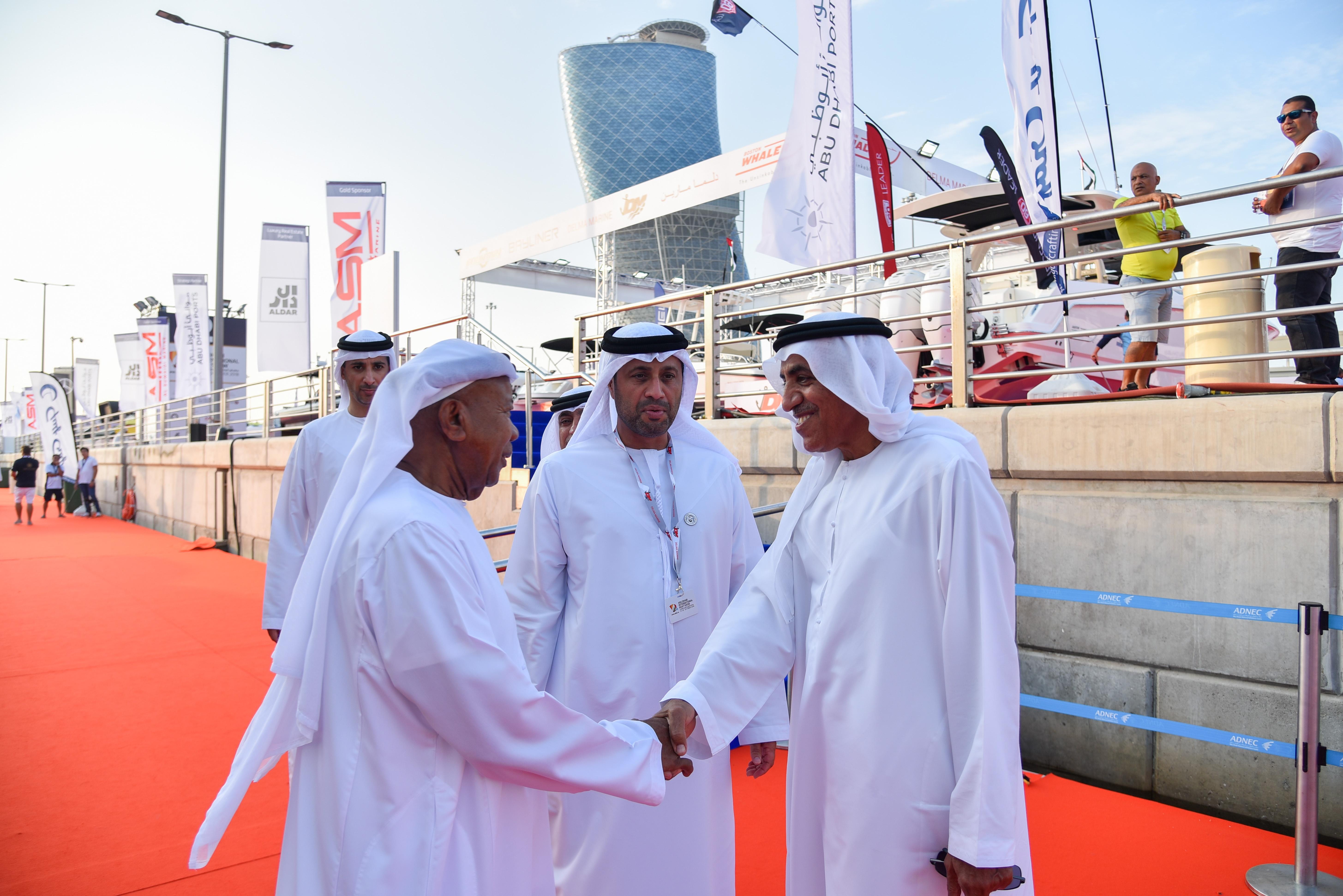 Gulf Craft at Abu Dhabi Boat Show 2018 Day 2 (3).jpg